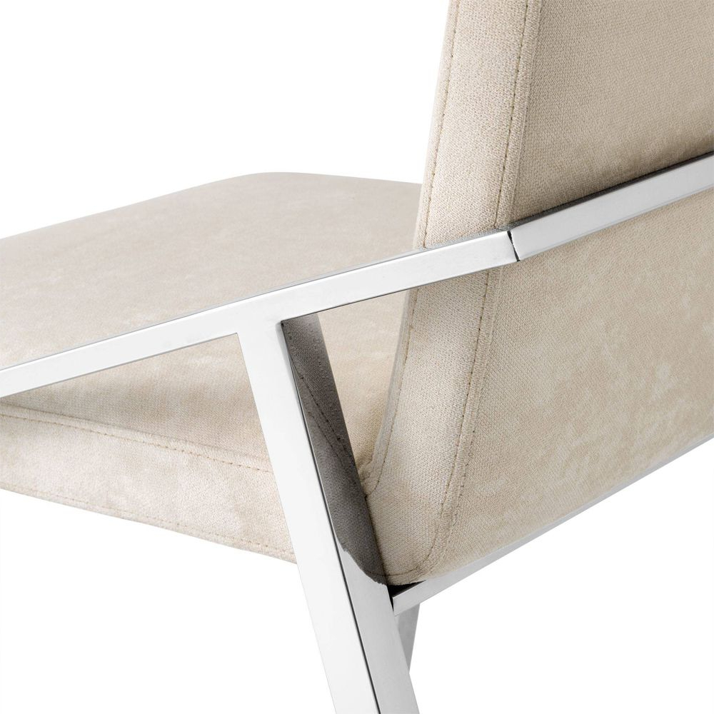 Most Recent Eichholtz Reynolds Chair – Ecru Discontinued For Reynolds Armchairs (View 18 of 20)