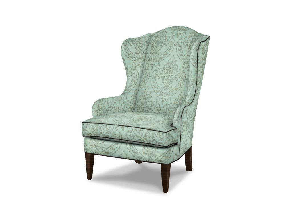 Most Recent Ethan Allen – Selby Wing Chair Wing Chair Noun : A Within Selby Armchairs (View 12 of 20)