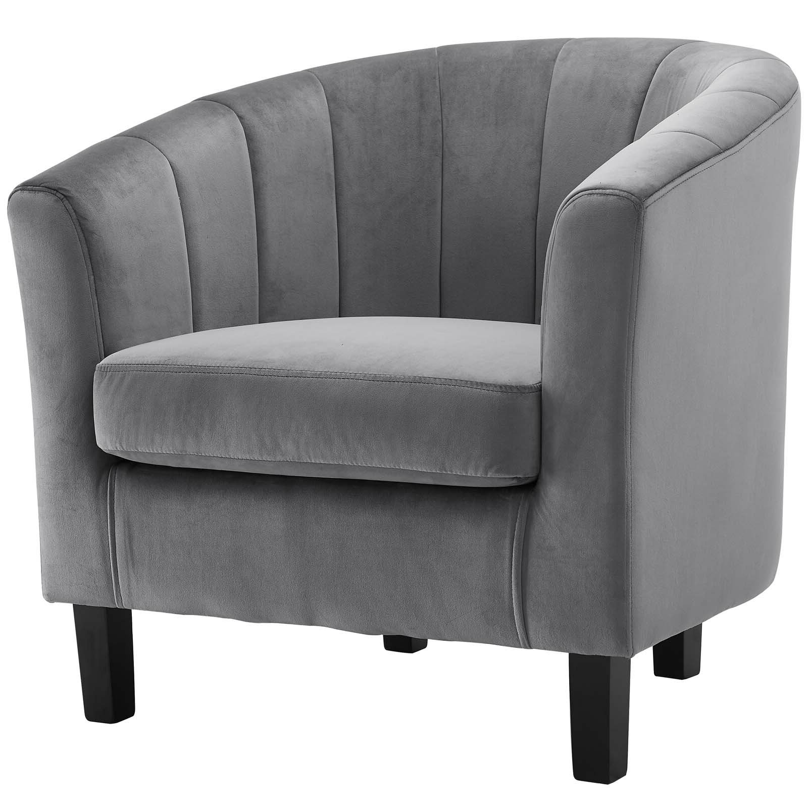 """Most Recent Ziaa Channel 20"""" Armchair With Ziaa Armchairs (set Of 2) (View 10 of 20)"""