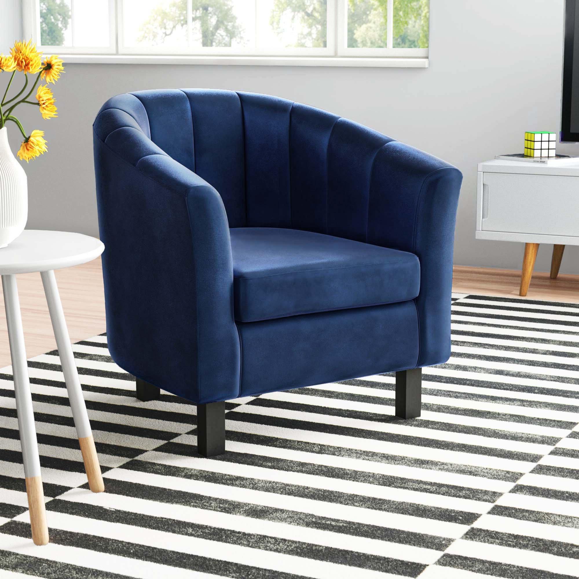 """Most Recently Released Ziaa Barrel Chairs Inside Ziaa Performance Velvet 20"""" Barrel Chair (View 2 of 20)"""