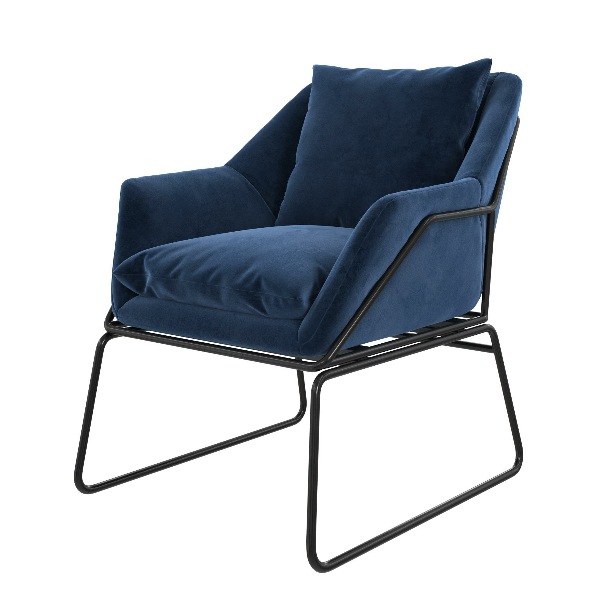 Most Up To Date Aalivia Slipper Chairs In Alivia Armchair (View 3 of 20)