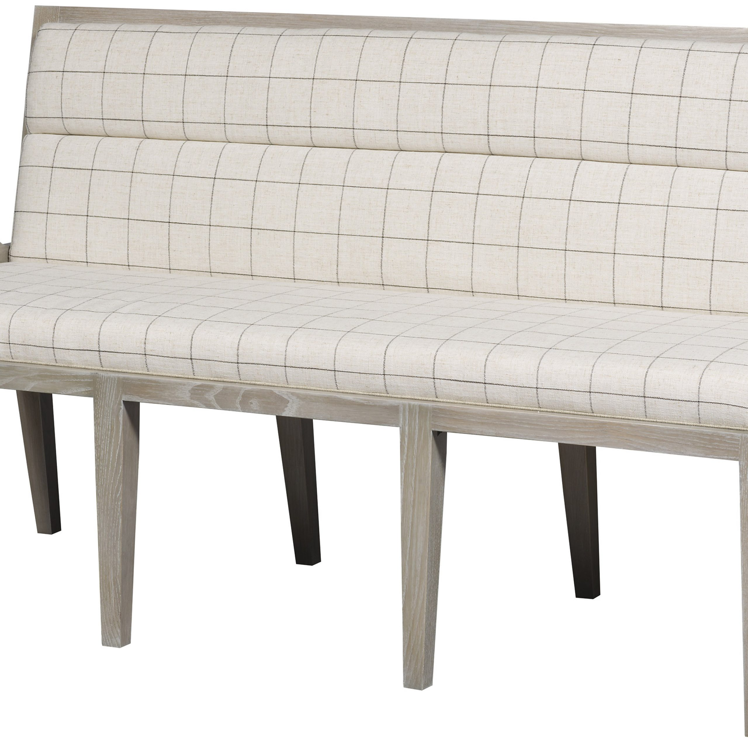 Most Up To Date Armory Fabric Armchairs Within Armory Square Banquette 9712p Bq – Our Products – Vanguard (View 13 of 20)