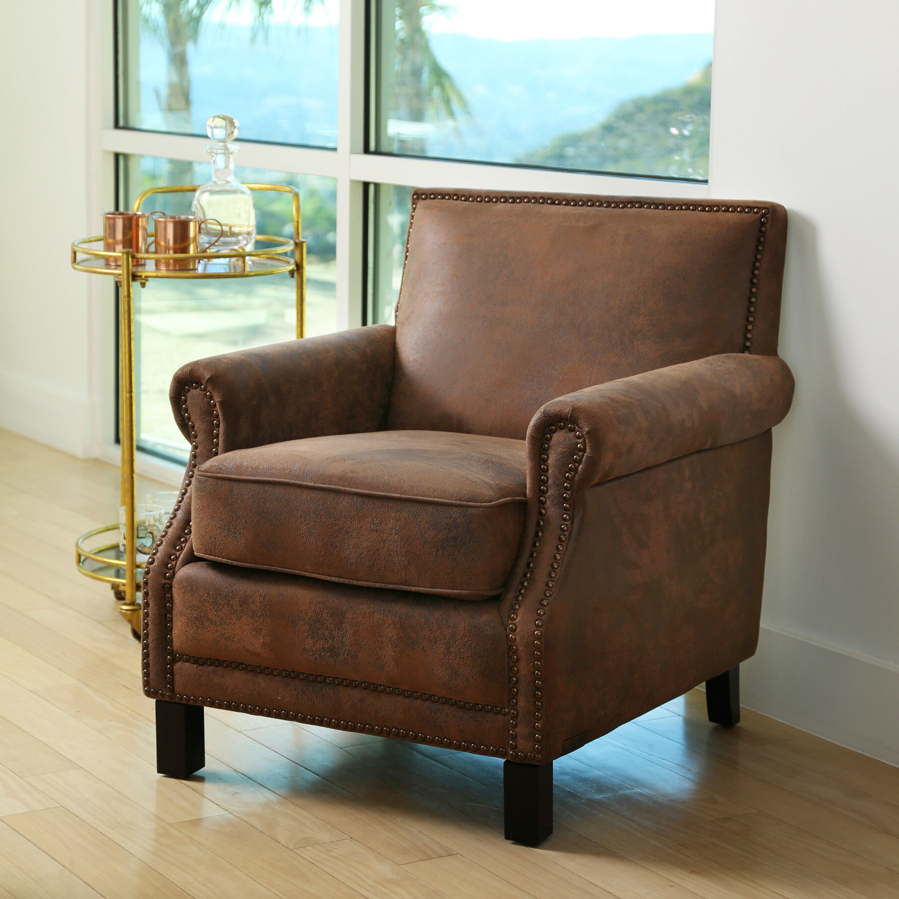 """Most Up To Date Asbury 28"""" W Club Chair Pertaining To Asbury Club Chairs (View 2 of 20)"""