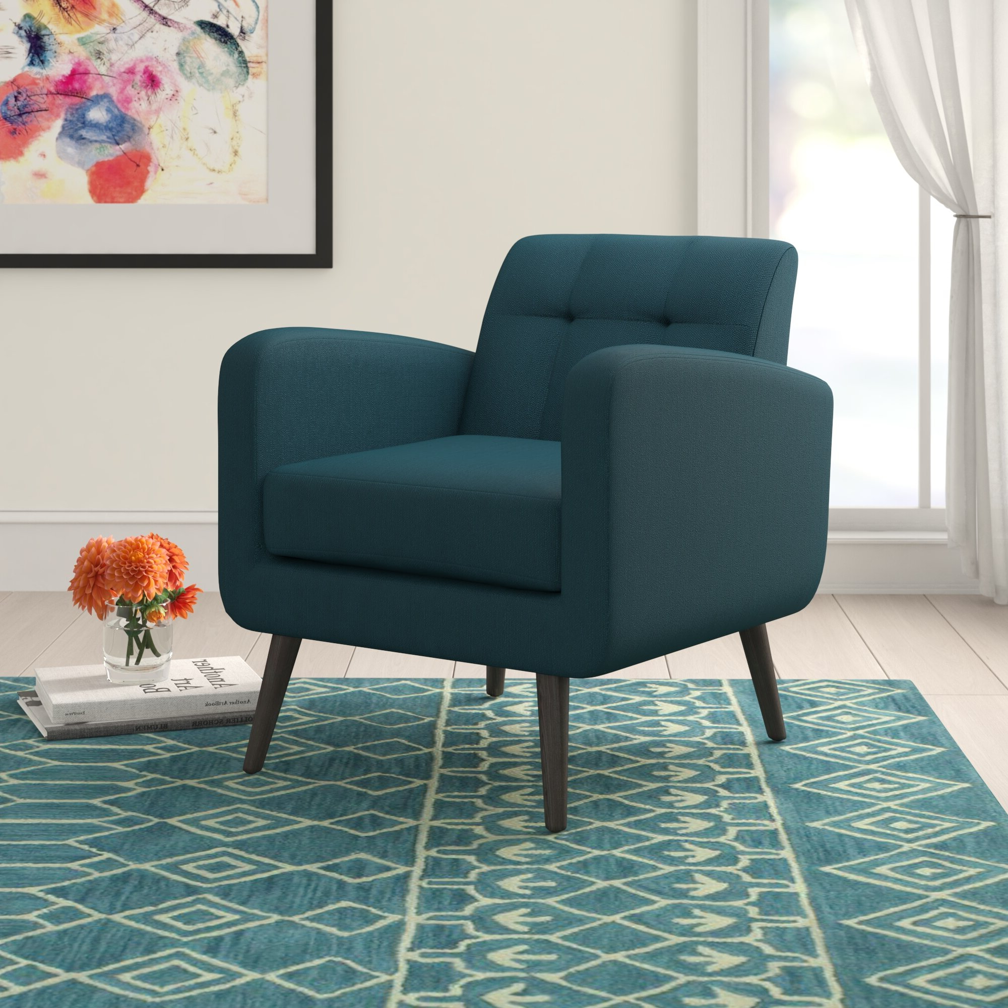 Most Up To Date Donham Armchairs Throughout Caiden Armchair (View 15 of 20)