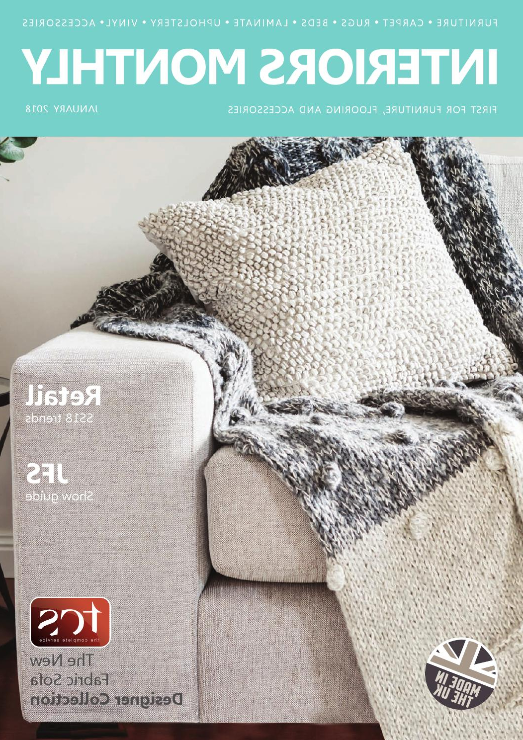 Most Up To Date Interiors Monthly January 2018joanne Paull – Issuu Within Lenaghan Wingback Chairs (View 18 of 20)