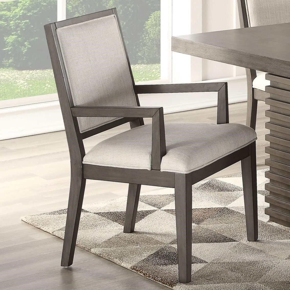 Most Up To Date Lakeville Armchairs Pertaining To Mila Arm Chair (View 19 of 20)