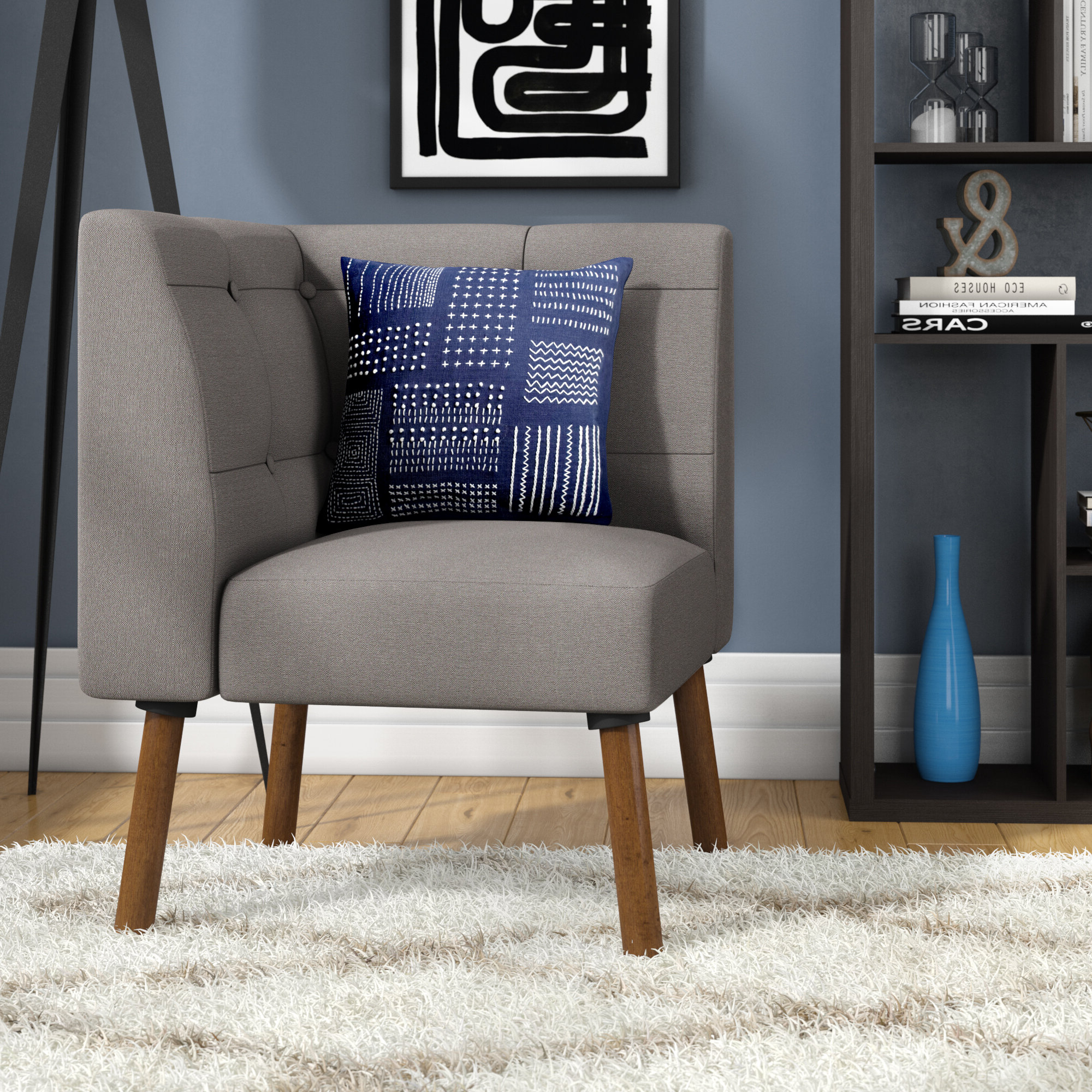 Most Up To Date Modern & Contemporary Slipper Accent Chairs You'll Love In Intended For Bucci Slipper Chairs (View 4 of 20)