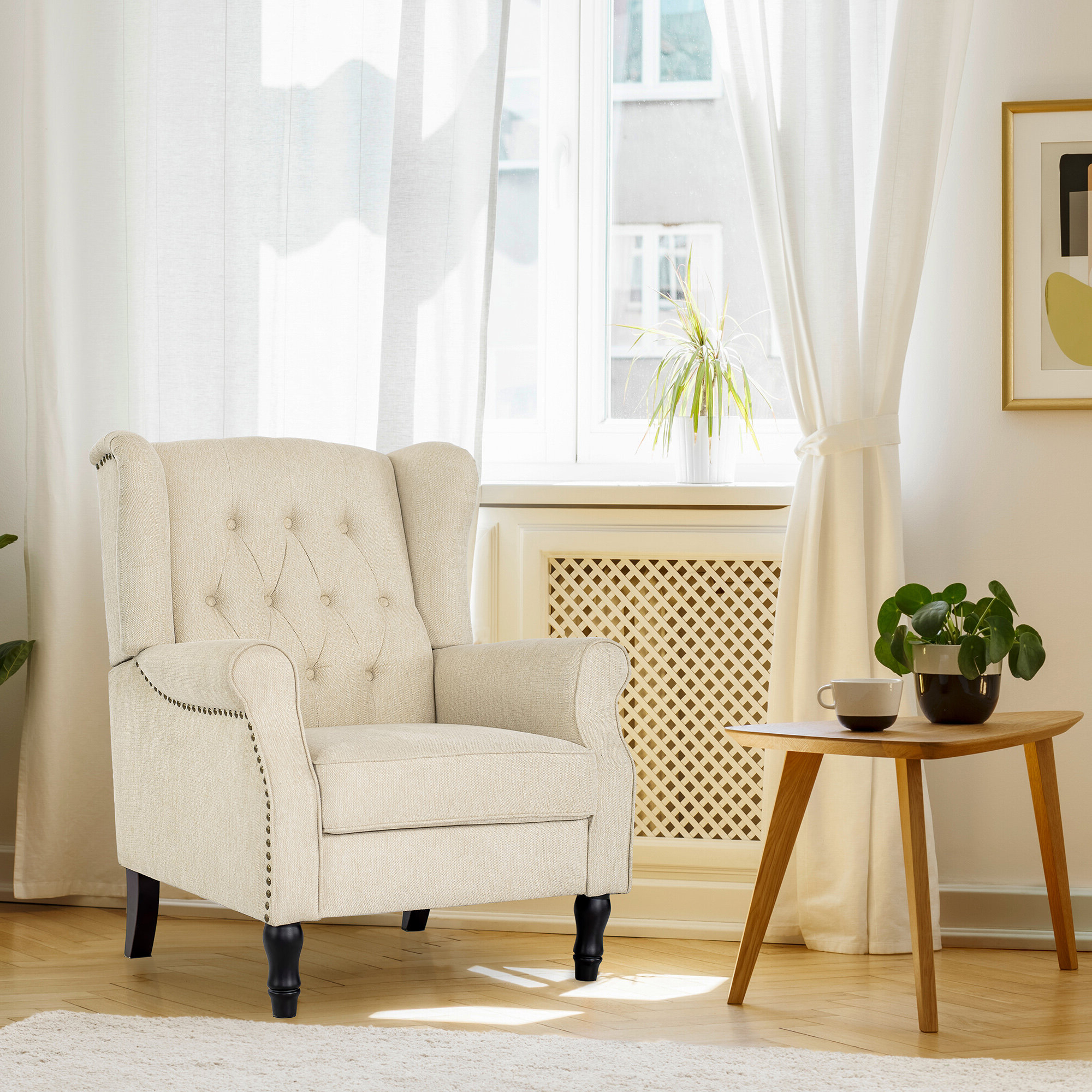 Nadene Armchairs With Most Recent Accent Chairs You'll Love In (View 17 of 20)
