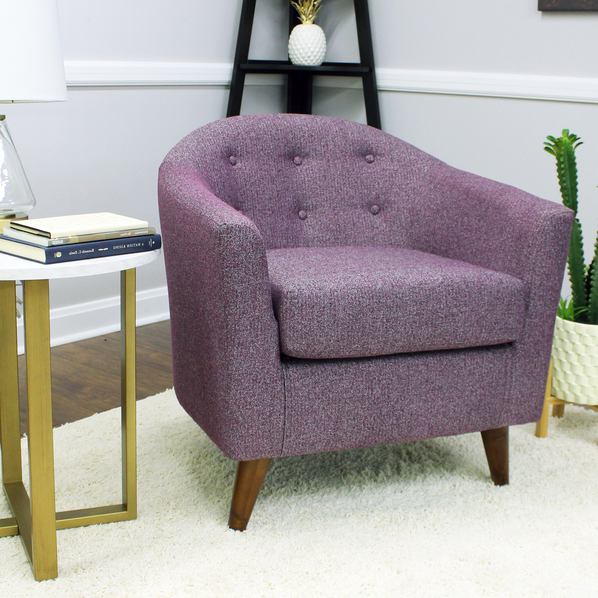 Featured Photo of Navin Barrel Chairs