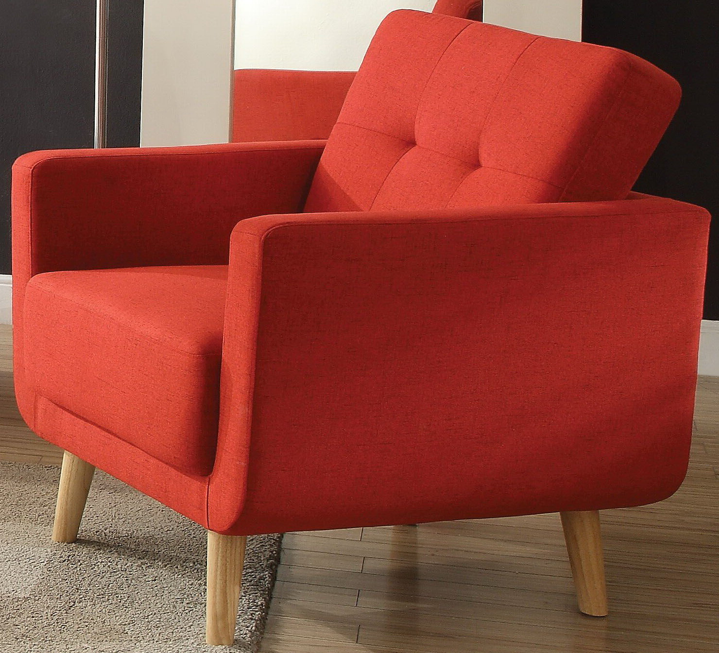 Nestor Armchair With Regard To Most Up To Date Nestor Wingback Chairs (View 3 of 20)