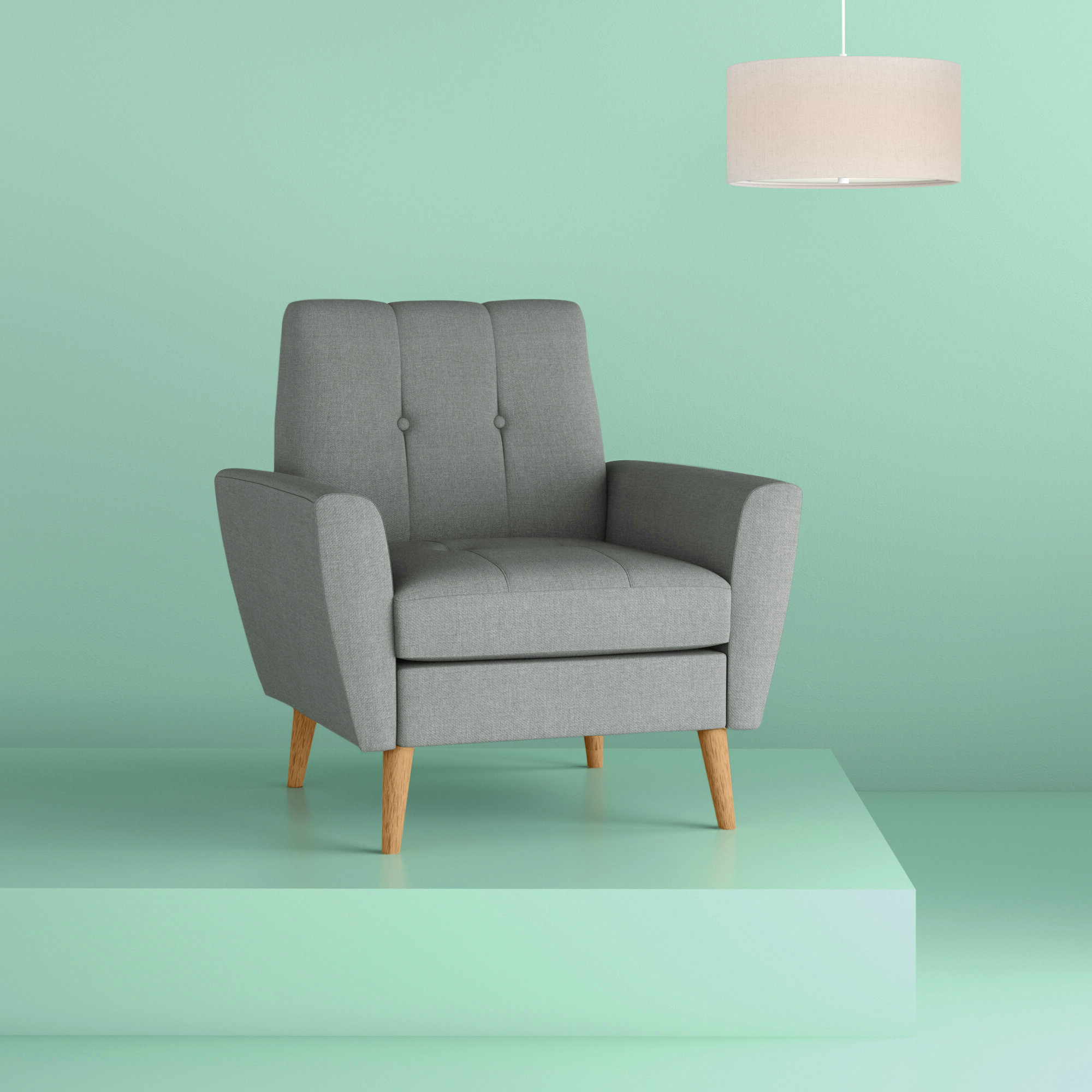 Newest Hiltz Armchairs Throughout Chauvin Armchair (View 13 of 20)