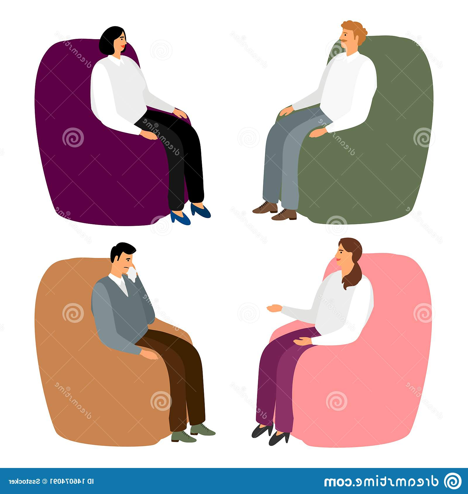 Newest People In Armchairs (View 8 of 20)