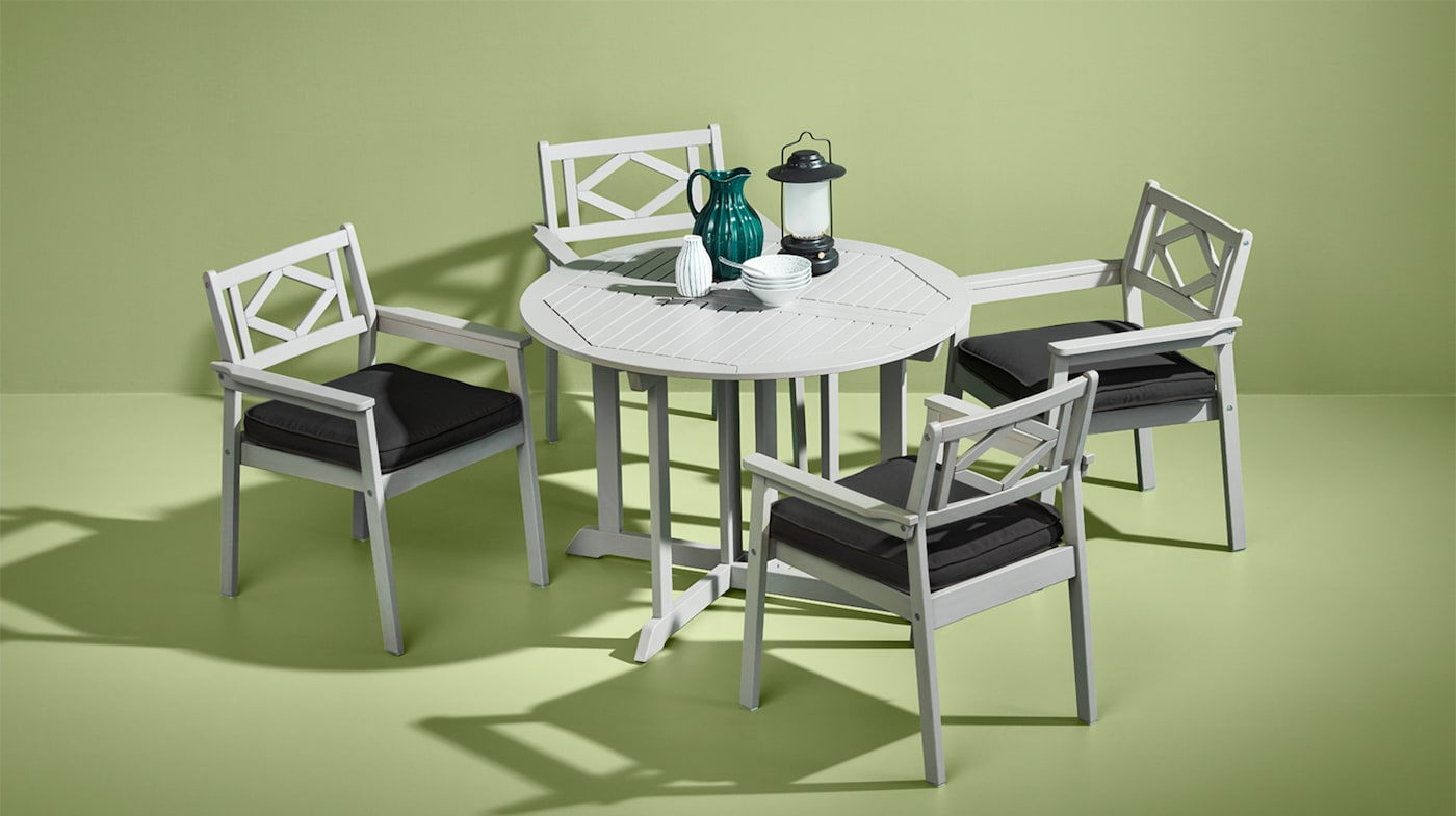 Outdoor Furniture – Modern, Affordable Patio Furniture – Ikea Intended For Most Popular Campton Papasan Chairs (View 20 of 20)