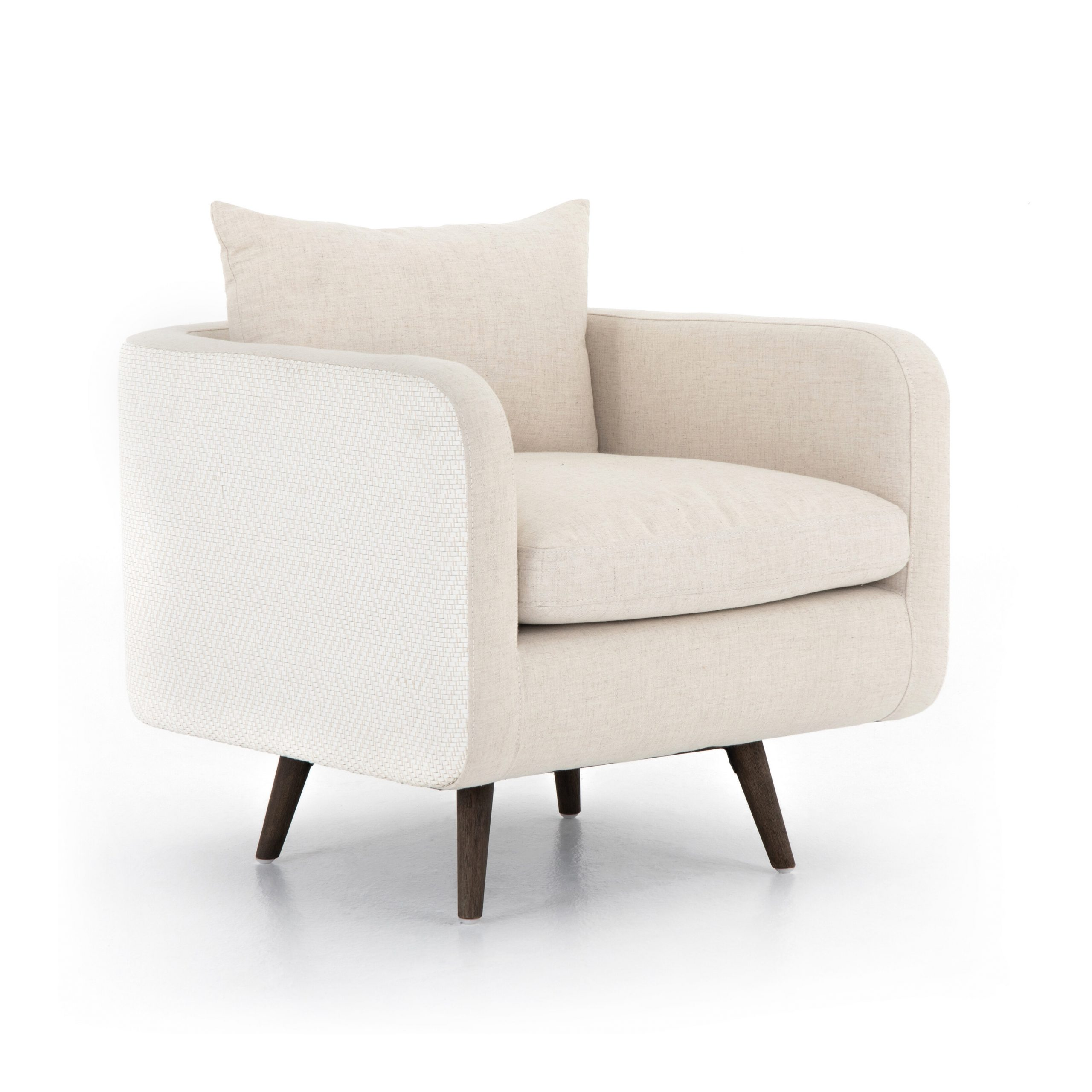 Polyester Blend Armchairs In Current (View 5 of 20)