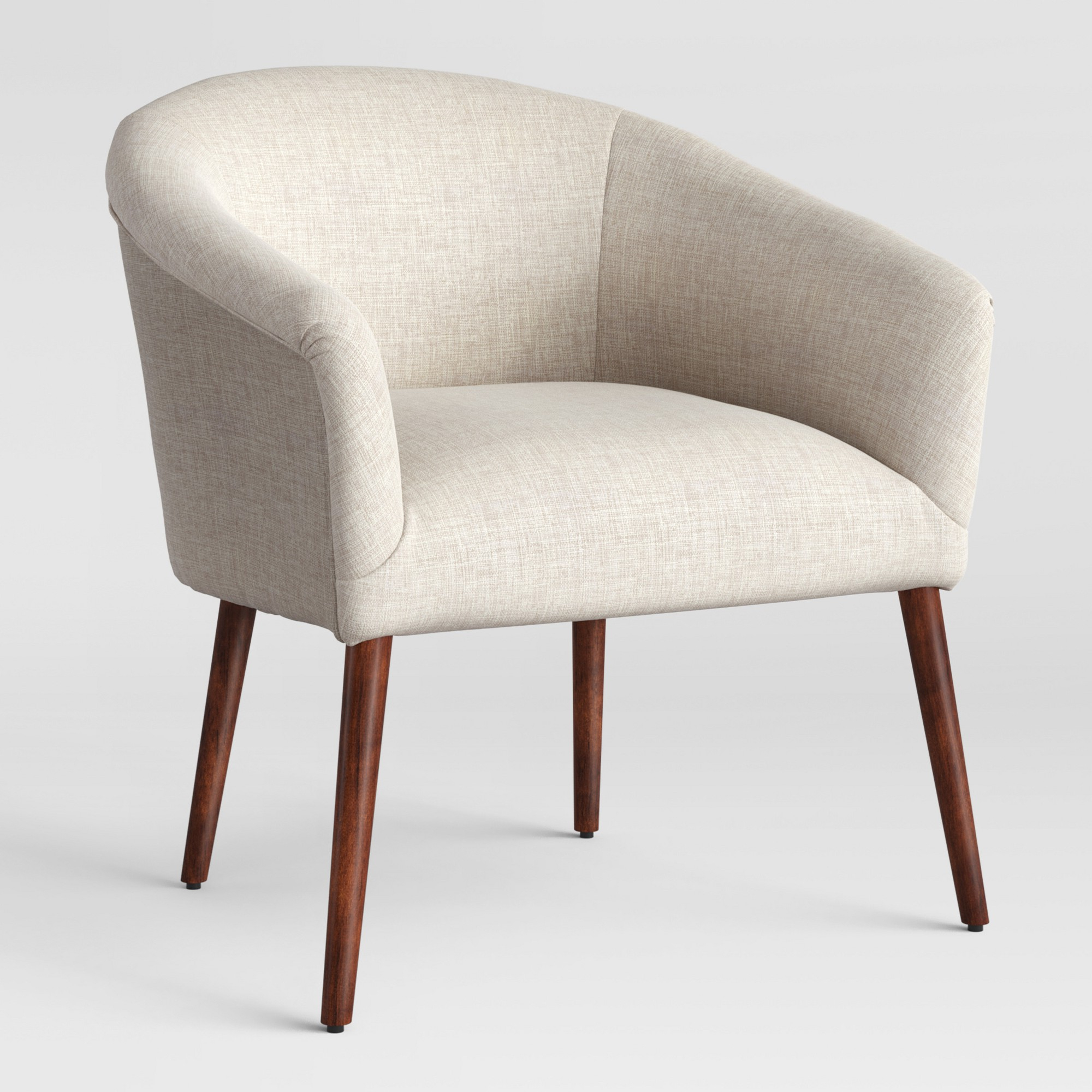 Pomeroy Barrel Chair Roma Elephant – Project 62 – Target In Best And Newest Leppert Armchairs (View 14 of 20)
