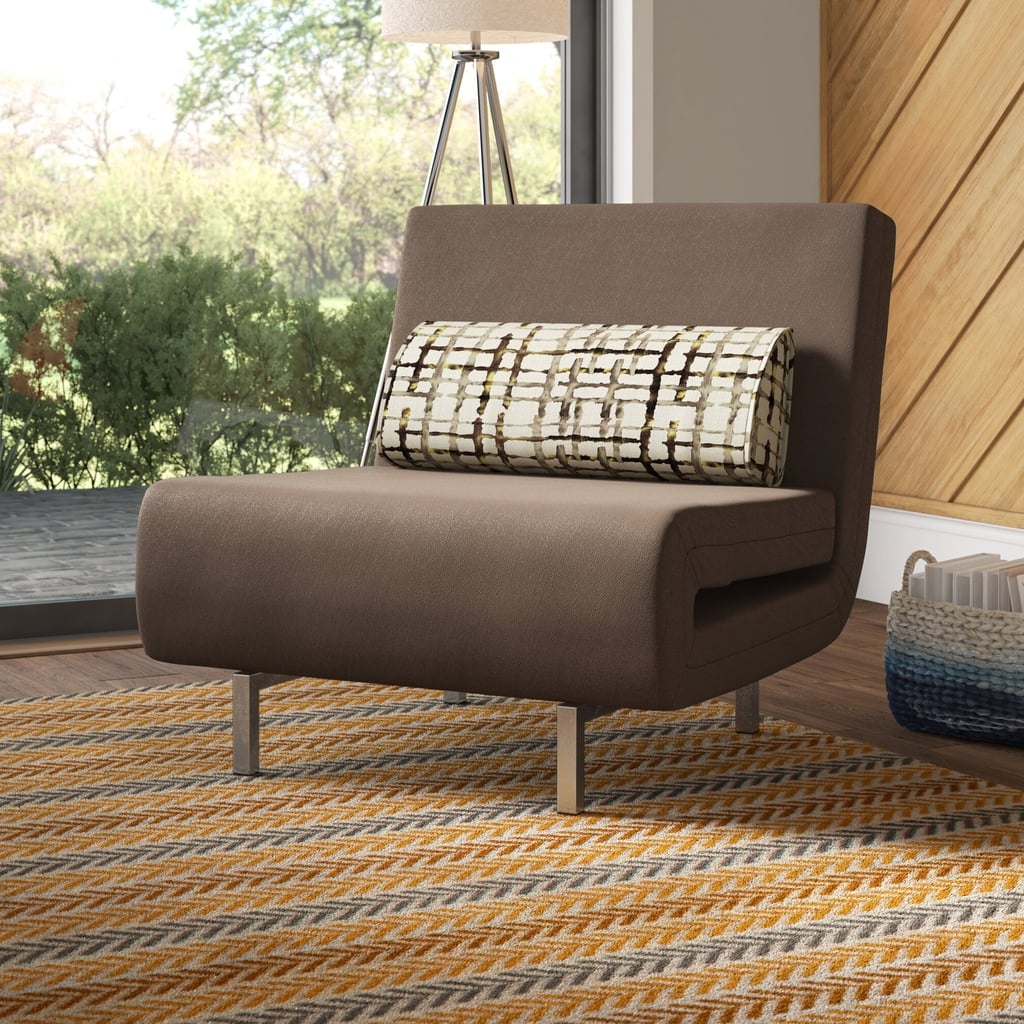 Popsugar Home Intended For Widely Used Bolen Convertible Chairs (View 15 of 20)