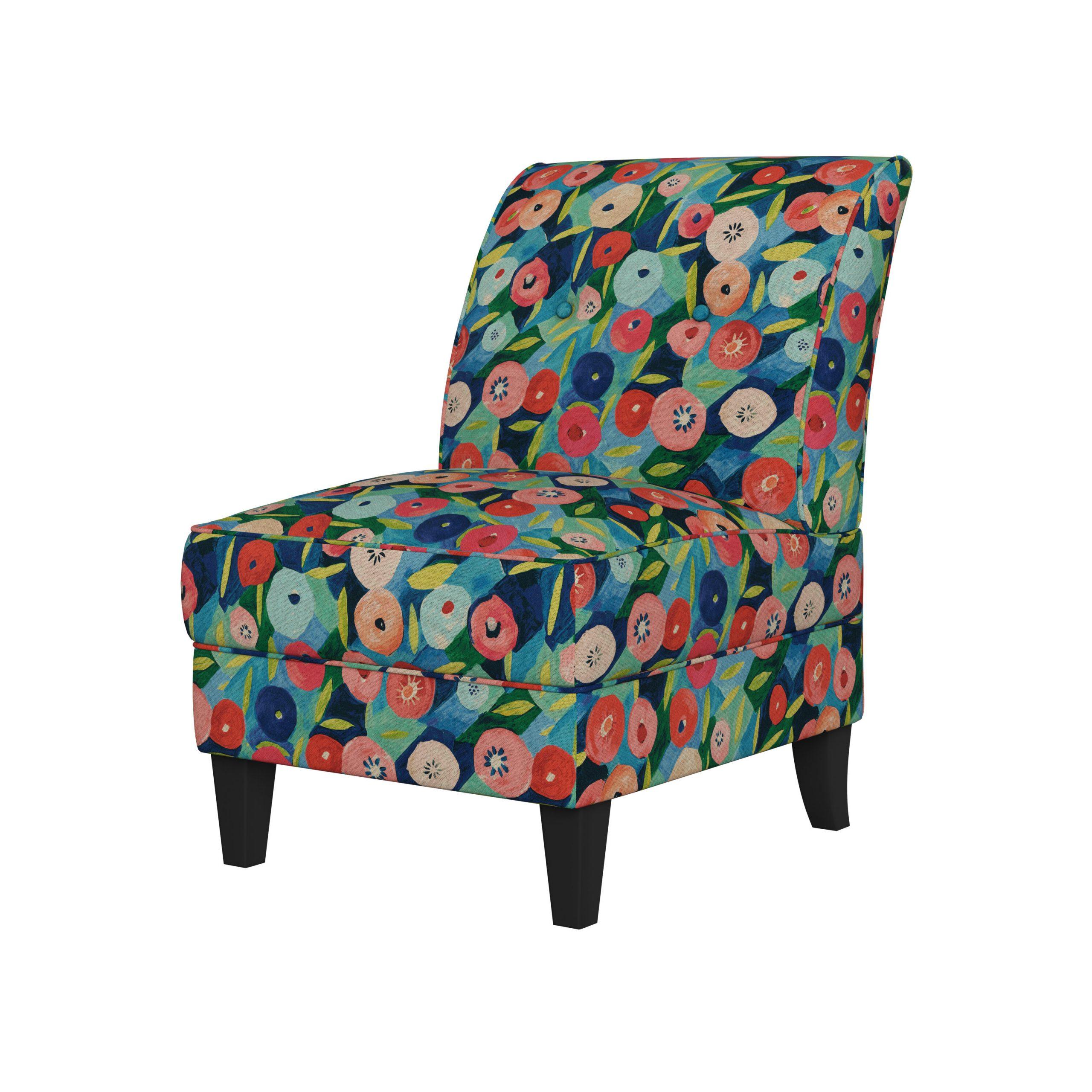 Popular Best Abbaas Slipper Chair (View 12 of 20)