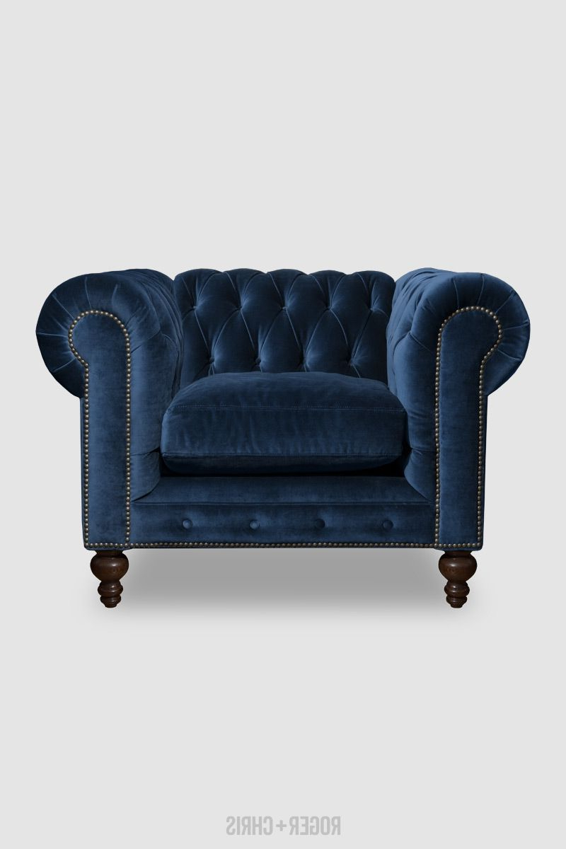 Popular Chesterfield Sofas, Armchairs, Sectionals, Sleepers Throughout Bronaugh Barrel Chairs (View 19 of 20)