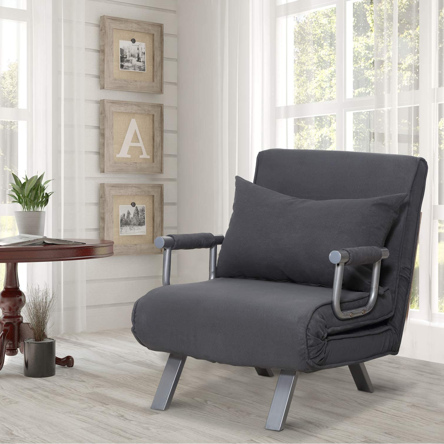 Popular New London Convertible Chairs For 18 Best Sleeper Chairs For Adults (View 8 of 20)