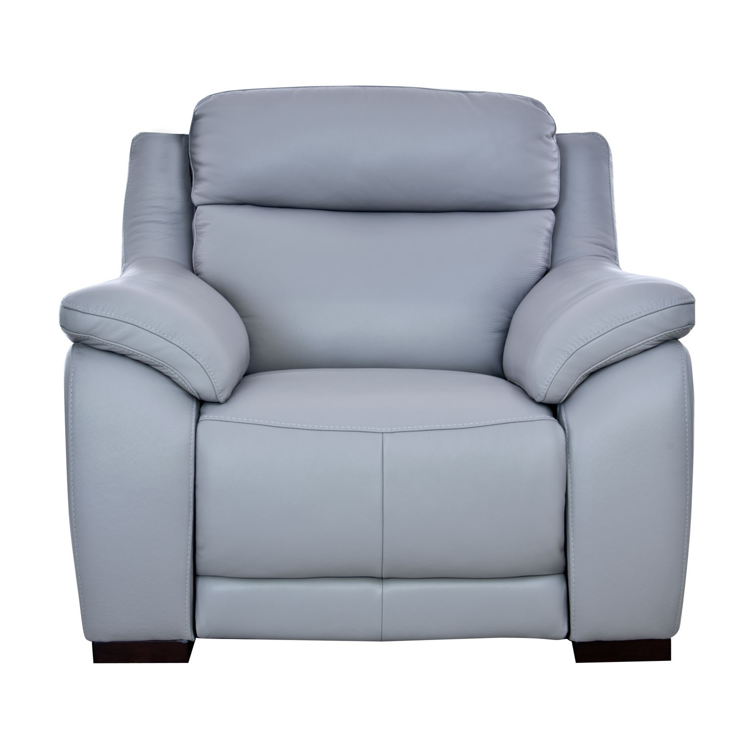 Portmeirion Armchairs For Popular Casa Pedro Power Recliner Leather Armchair (View 18 of 20)