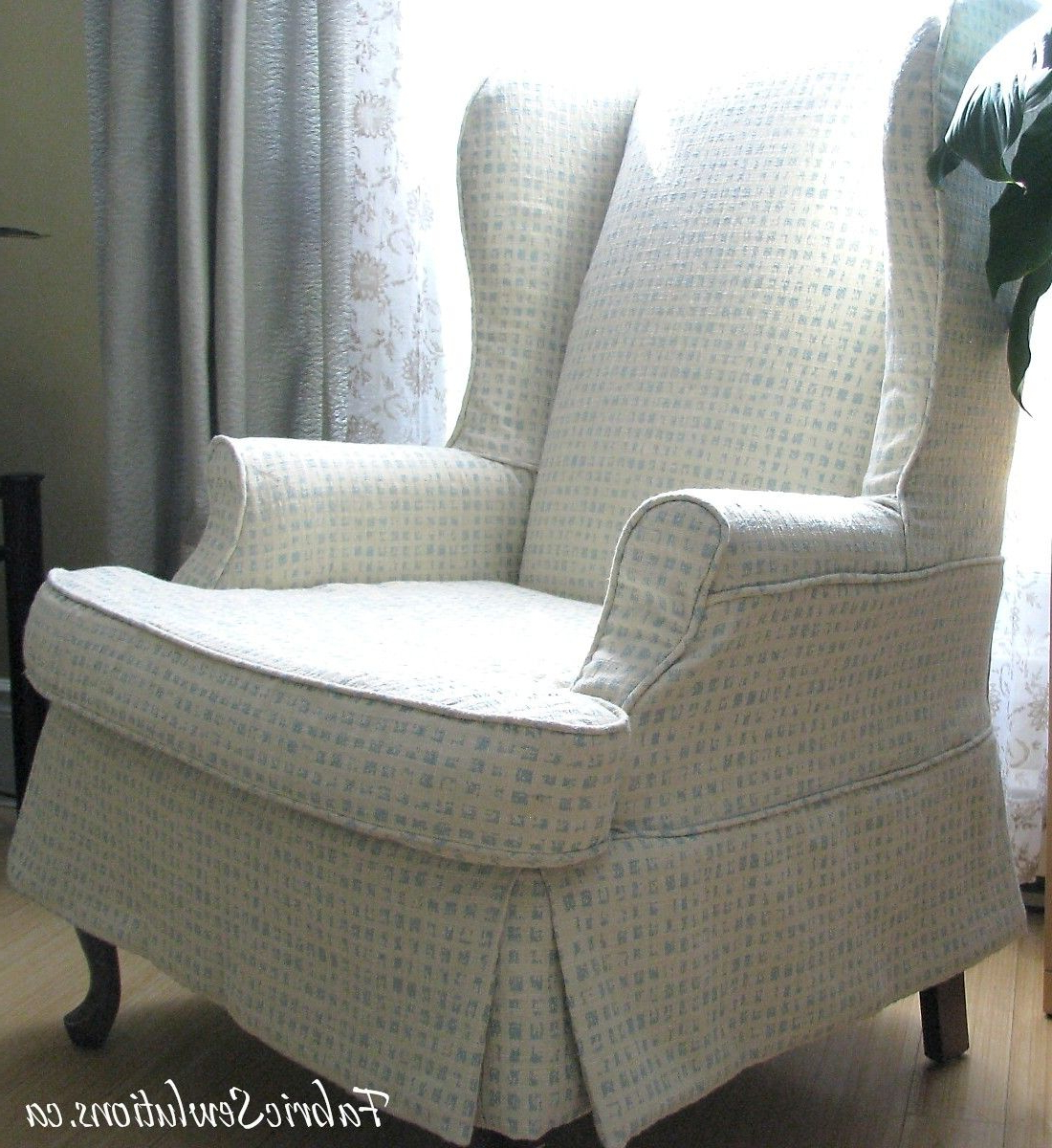 Preferred Bust Of Slipcover For Chair (View 8 of 20)