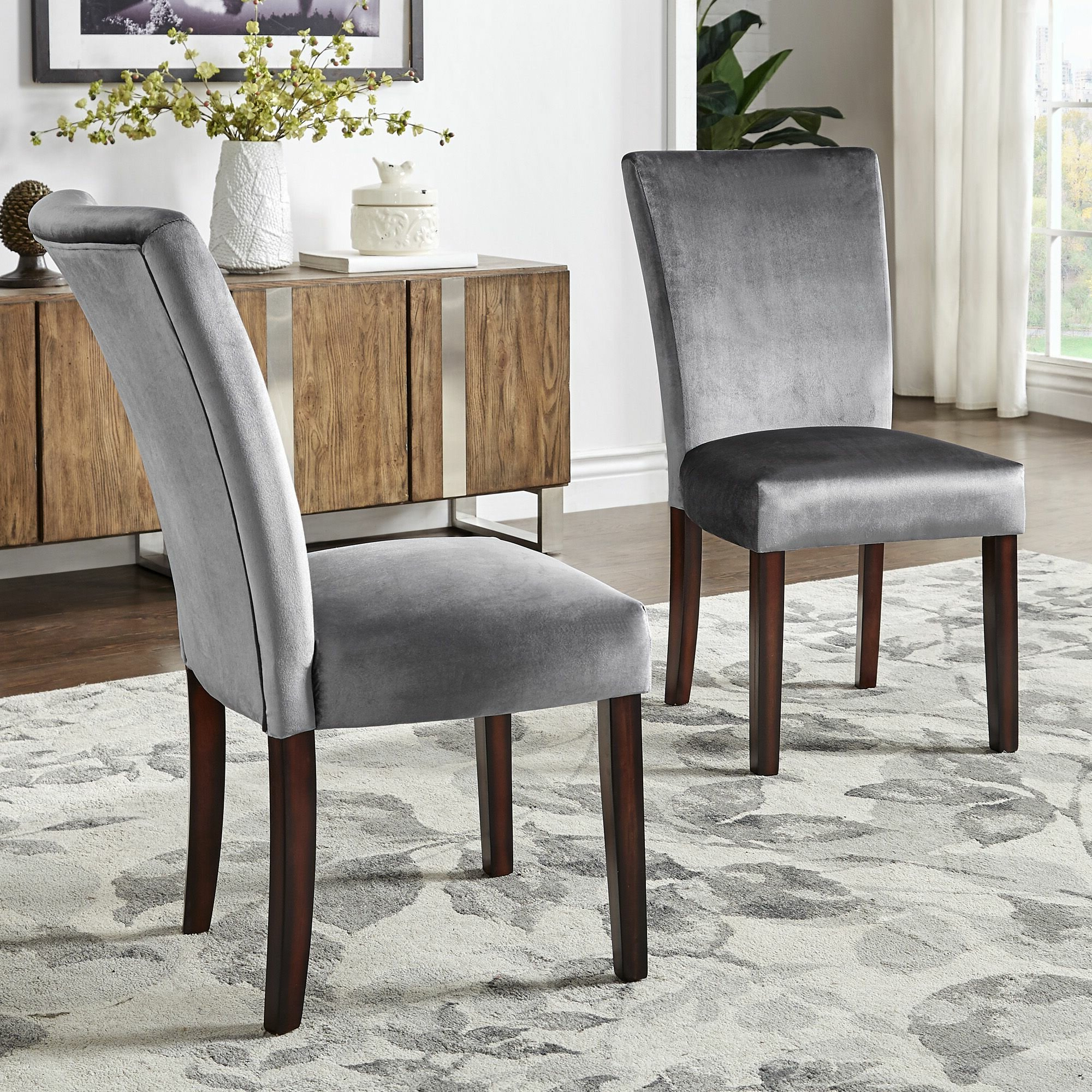 Preferred Daleyza Slipper Chairs Inside Blue Three Posts™ Small Accent Chairs You'll Love In (View 5 of 20)