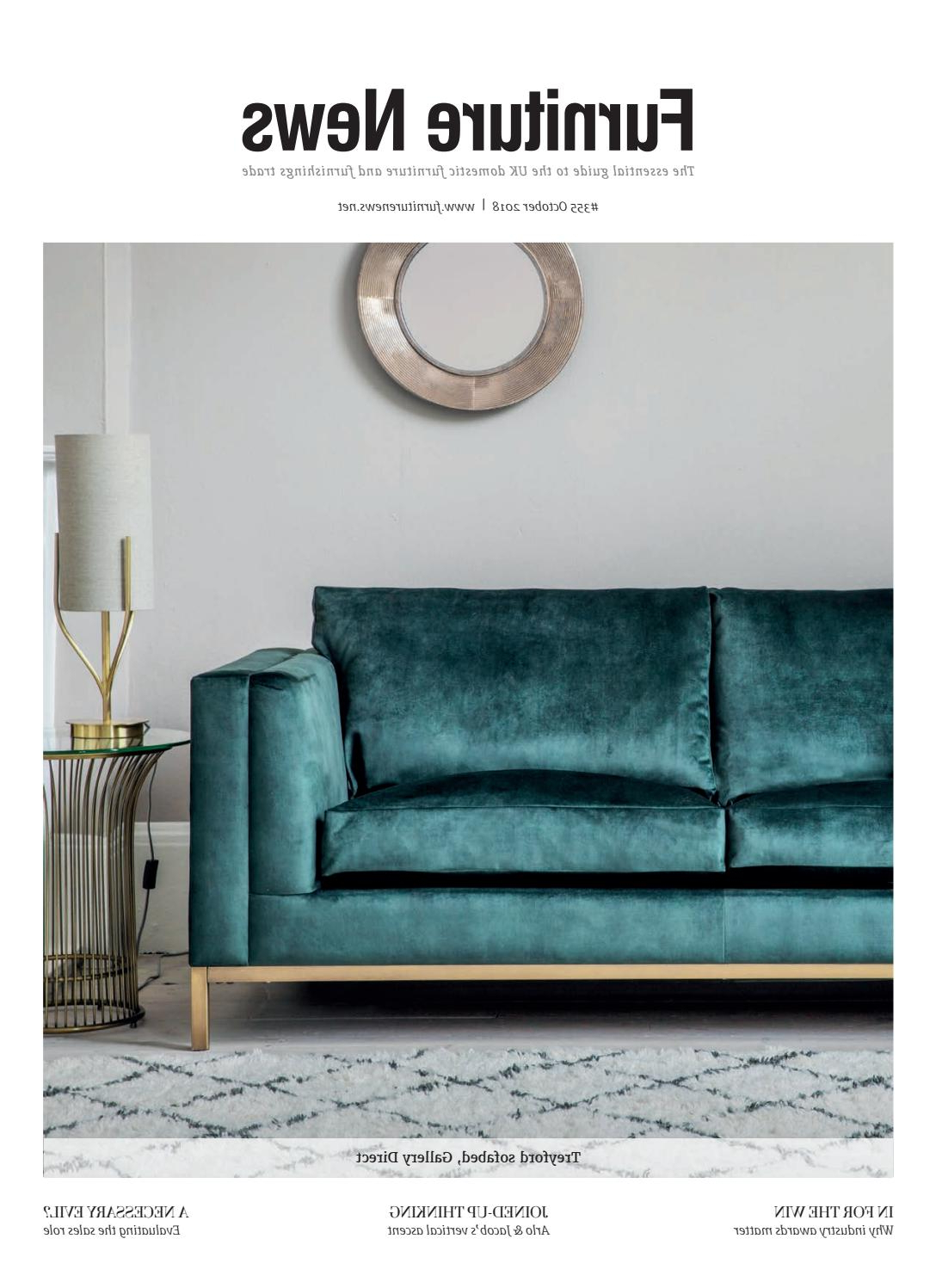 Preferred Furniture News #355gearing Media Group Ltd – Issuu Intended For Barnard Polyester Barrel Chairs (View 17 of 20)