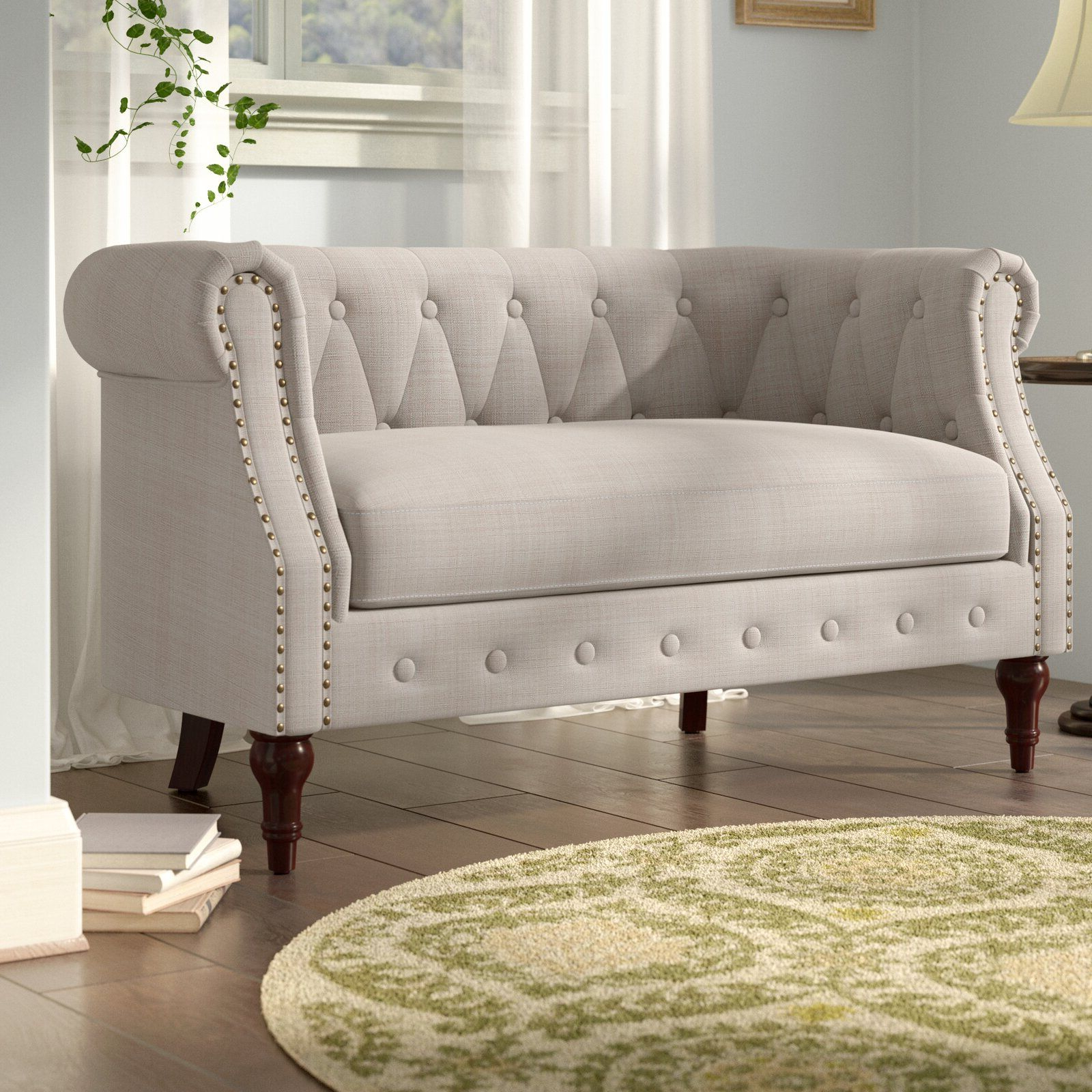 Preferred Kjellfrid Chesterfield Chairs Intended For Pinalexa On Home Decor Furniture In (View 5 of 20)