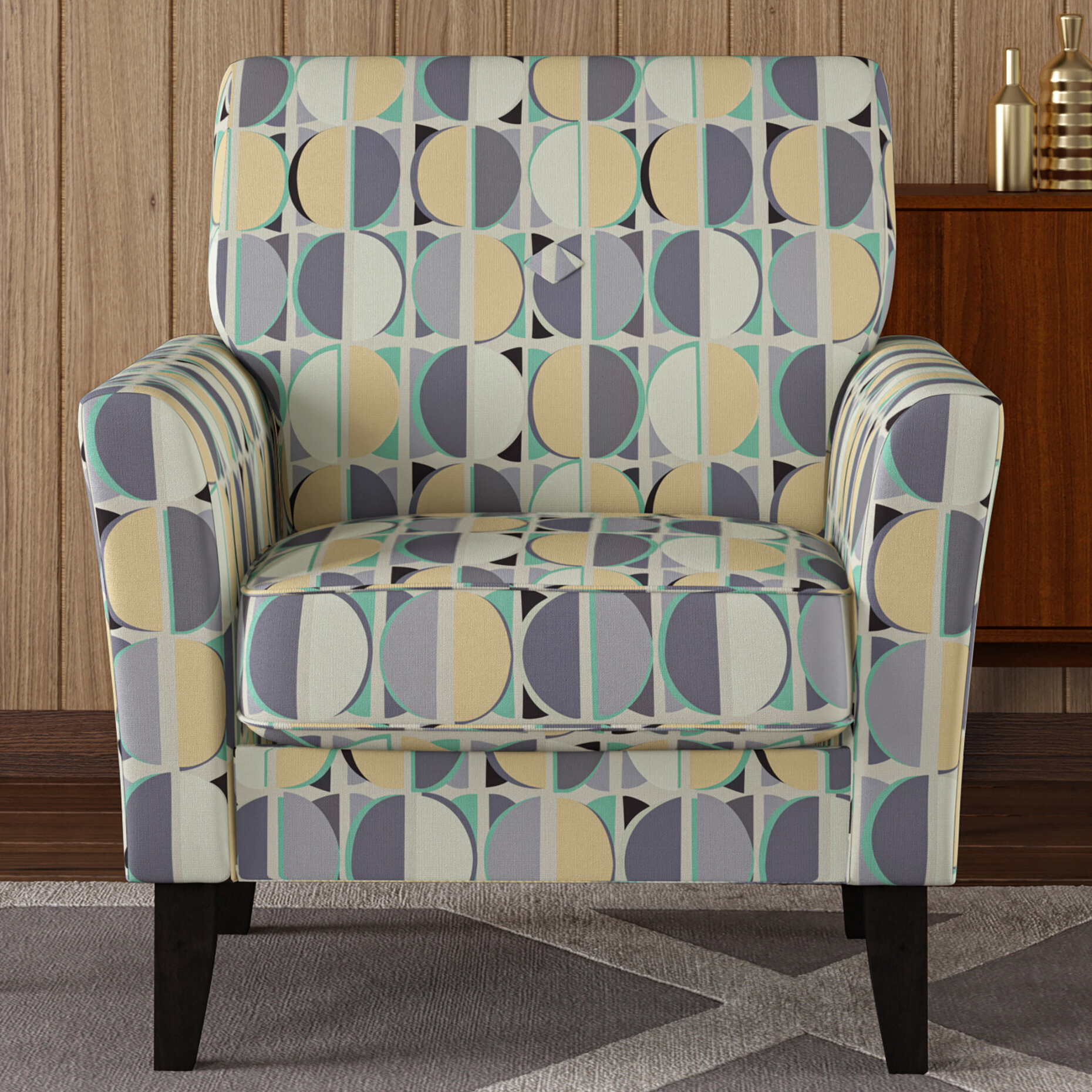 Purple Removable Cushions Accent Chairs You'll Love In 2021 Regarding Well Known Deer Trail Armchairs (View 4 of 20)