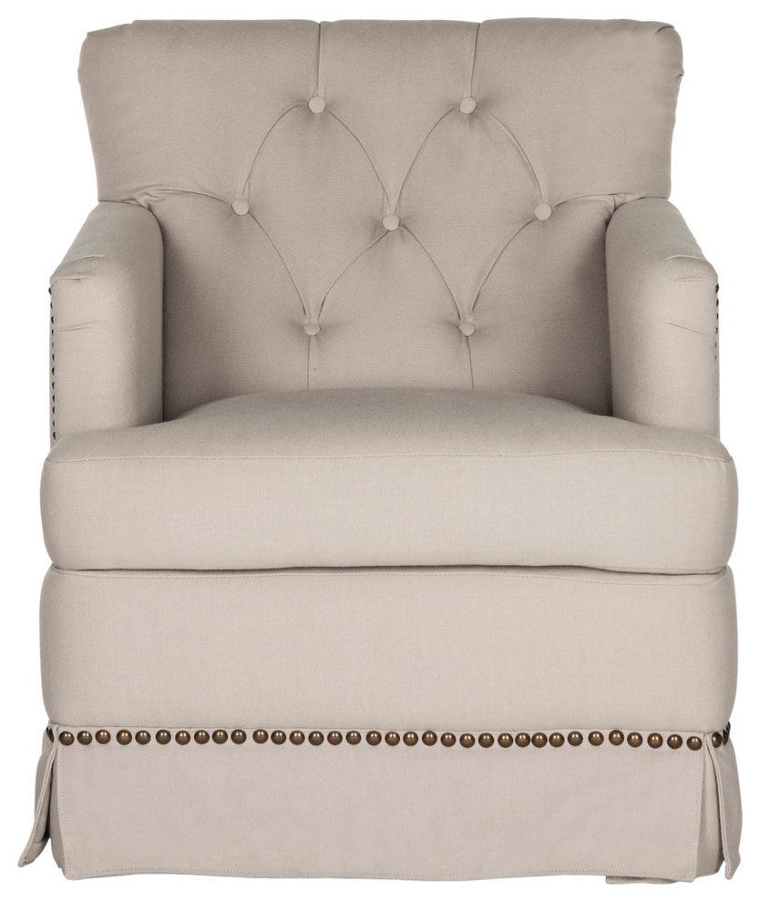 Ragsdale Armchairs In Current Millicent Swivel Chair – Transitional – Armchairs And Accent (View 8 of 20)