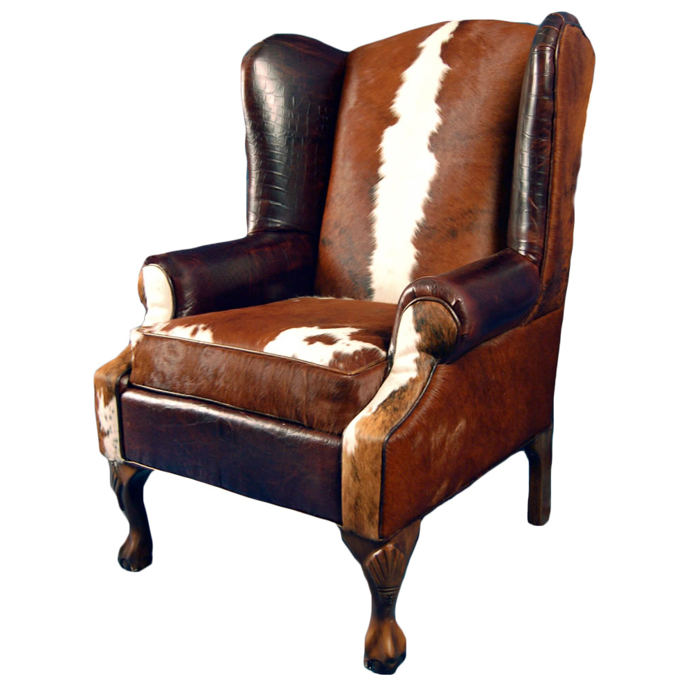 Railroadsman's Wing Back Chair For Newest Sweetwater Wingback Chairs (View 2 of 20)