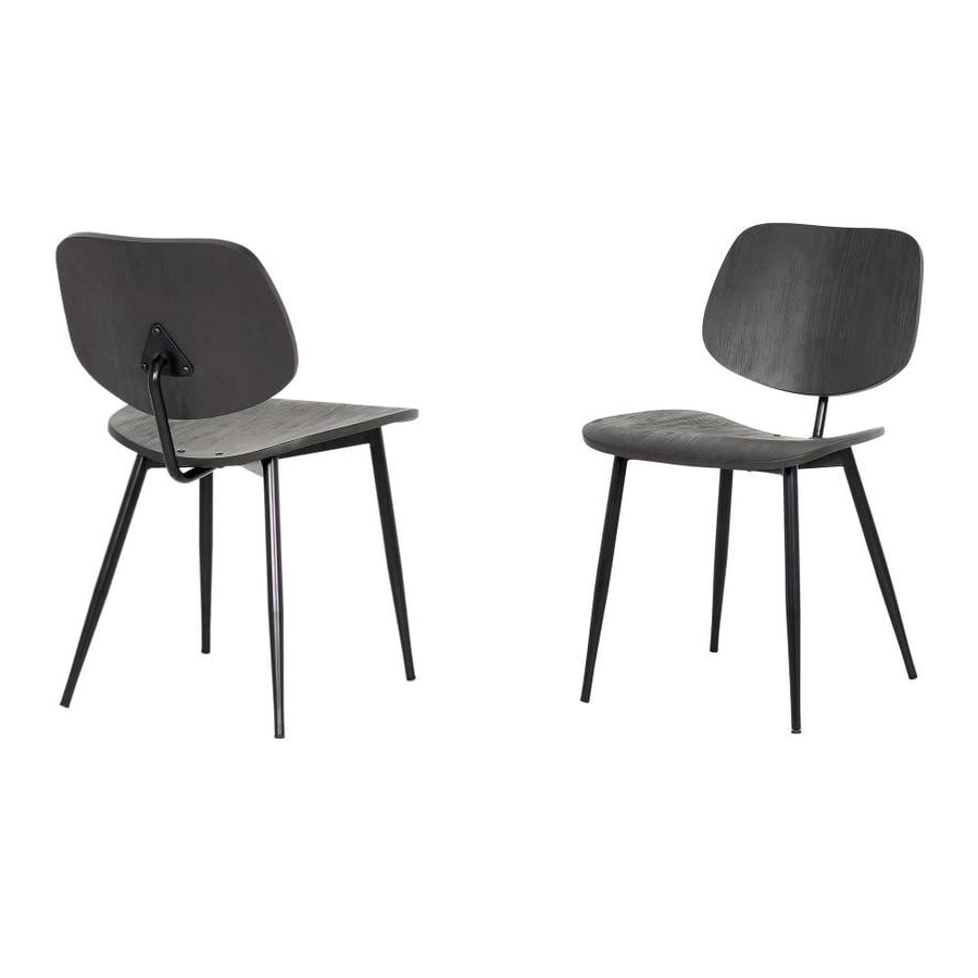 Recent Accent Chairs Set Of 2 Throughout Alush Accent Slipper Chairs (set Of 2) (View 14 of 20)