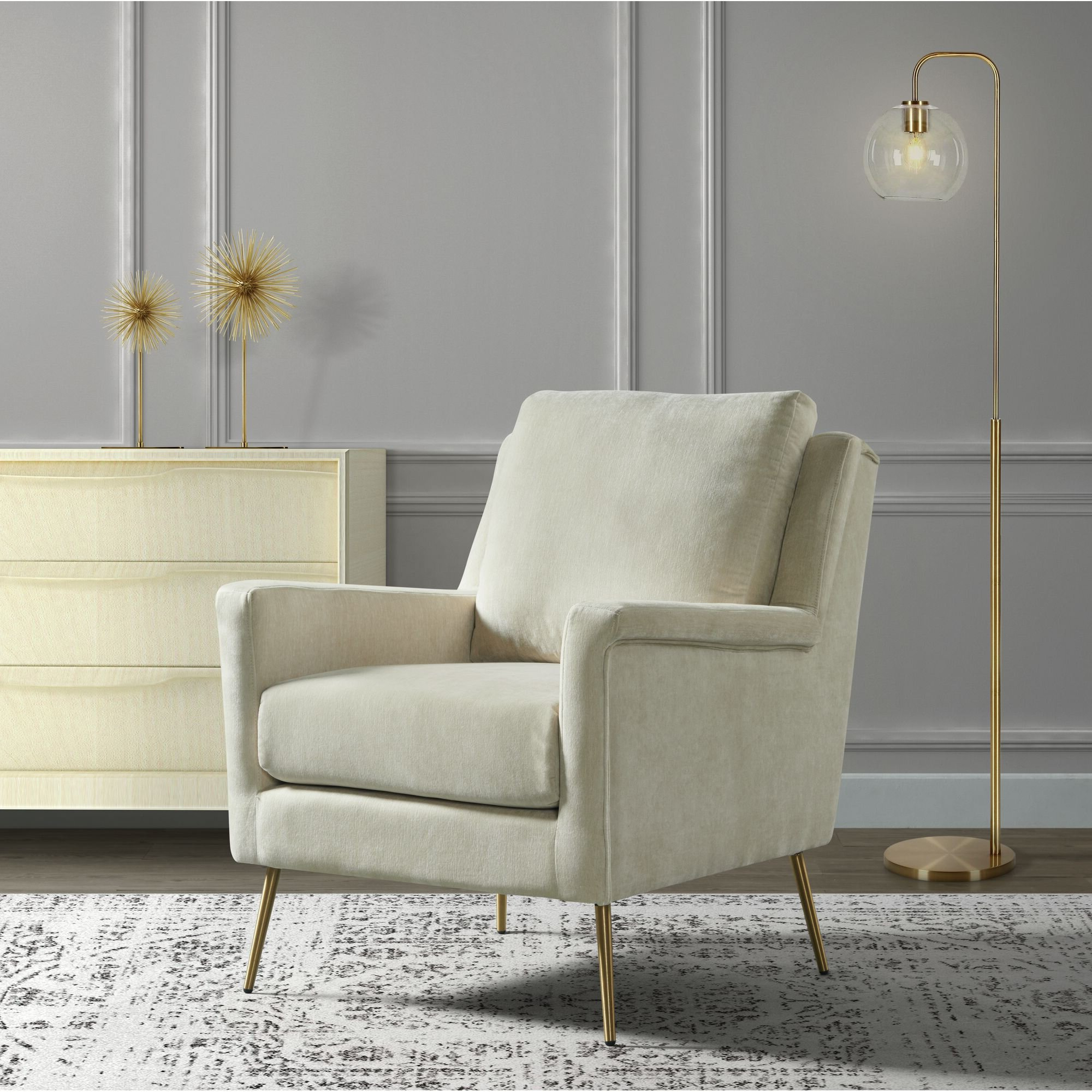 Recent Beige Accent Chairs (View 14 of 20)