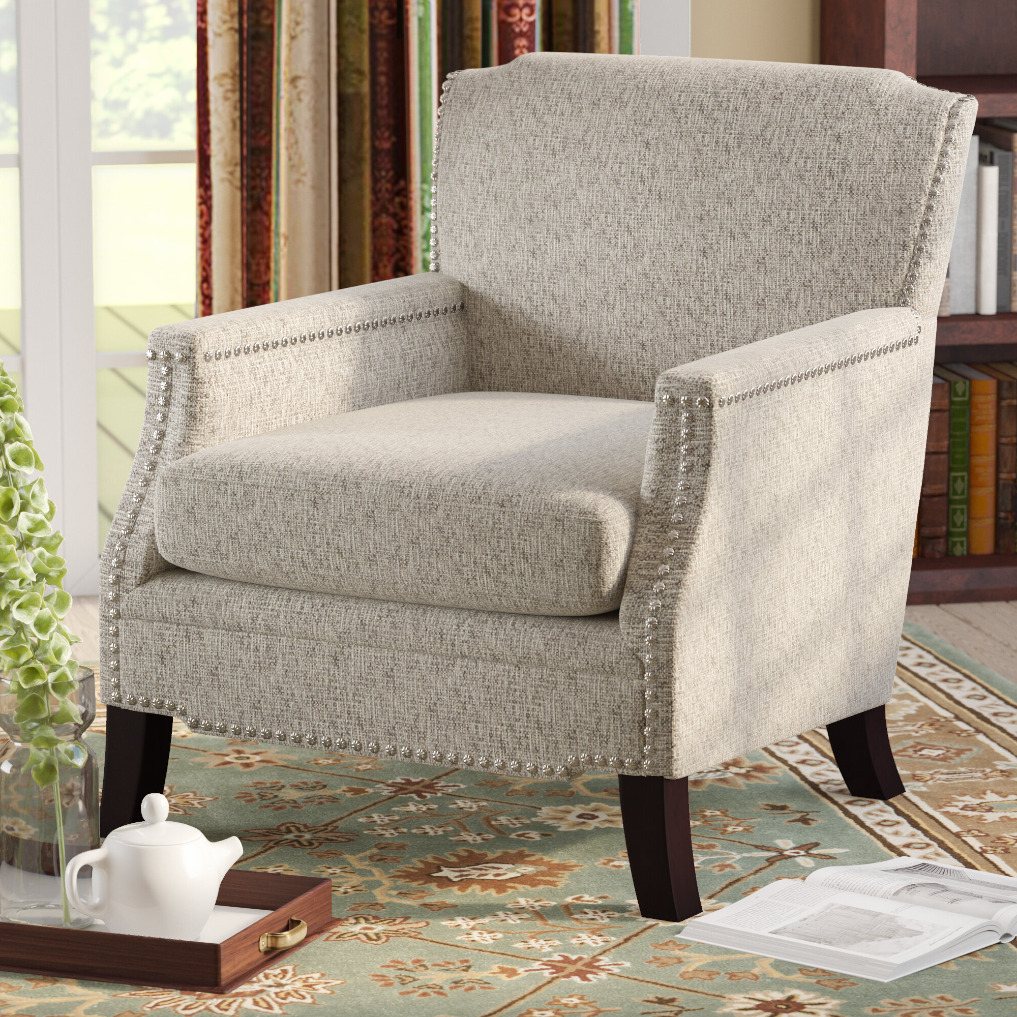 Recent Wainfleet Armchairs With Sweeny Armchair (View 5 of 20)