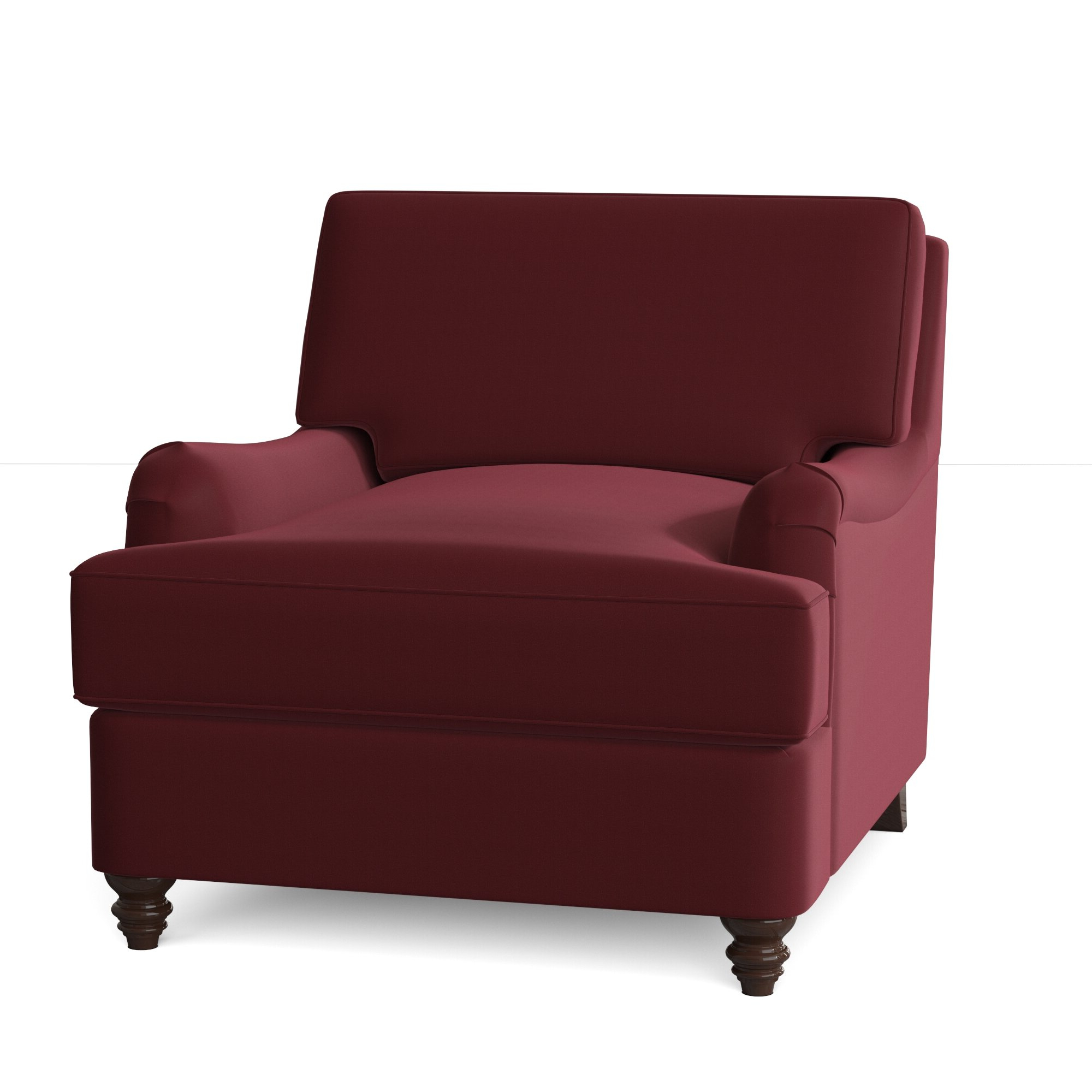 Recent Young Armchairs By Birch Lane Regarding Montgomery Armchair (View 15 of 20)