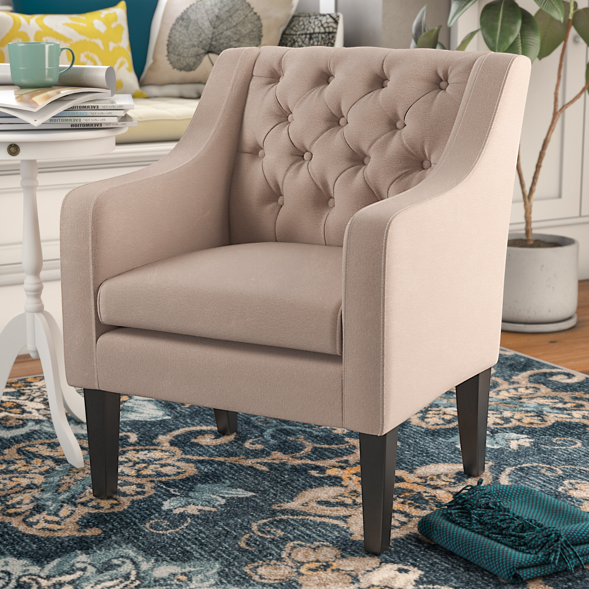 Ringwold Armchairs With Most Recently Released Amelie Armchair (View 4 of 20)