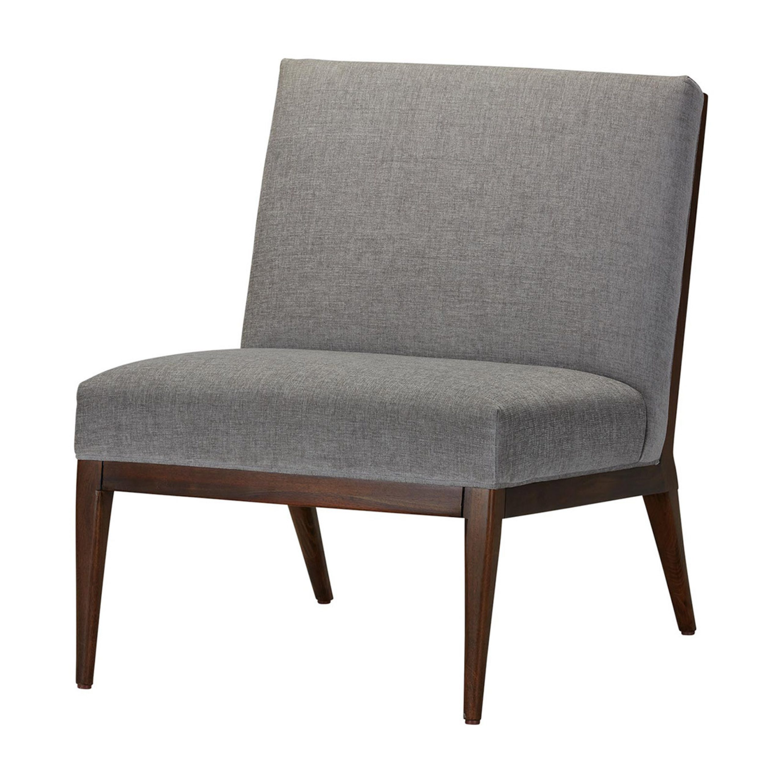 River Slipper Chair—upholstered And Danish Inspired (View 10 of 20)
