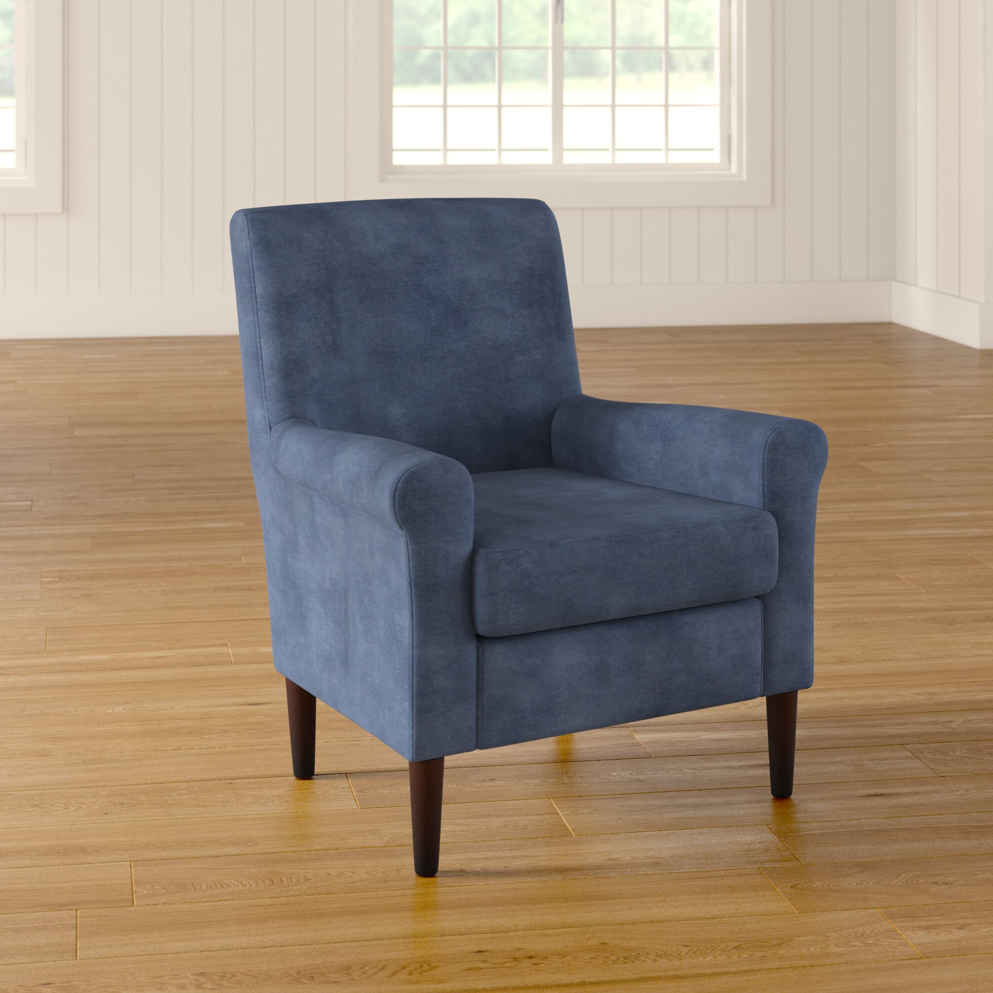 """Ronald Polyester Blend Armchairs With Most Recent Ronald 28"""" W Polyester Blend Armchair (View 2 of 20)"""