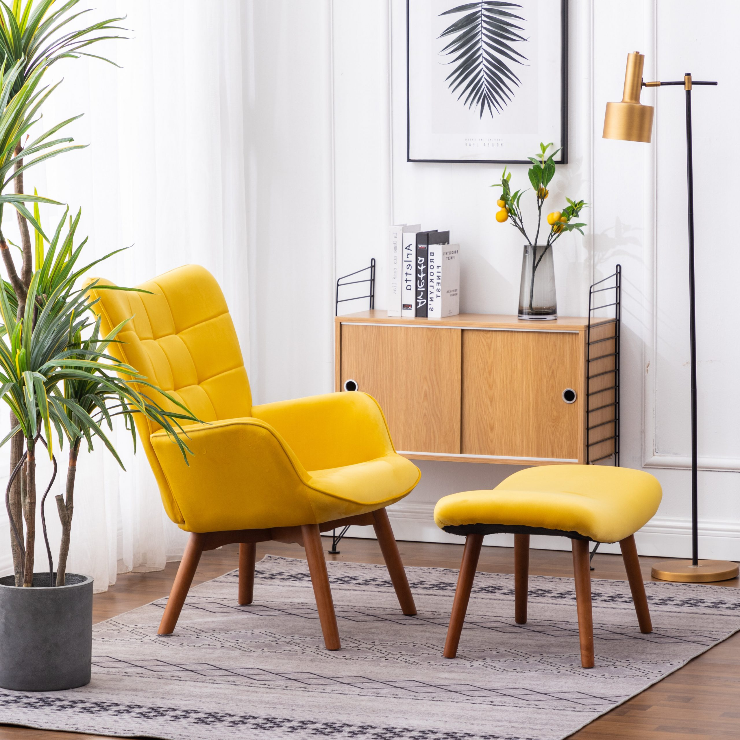Round Arm Small Accent Chairs You'll Love In (View 10 of 20)