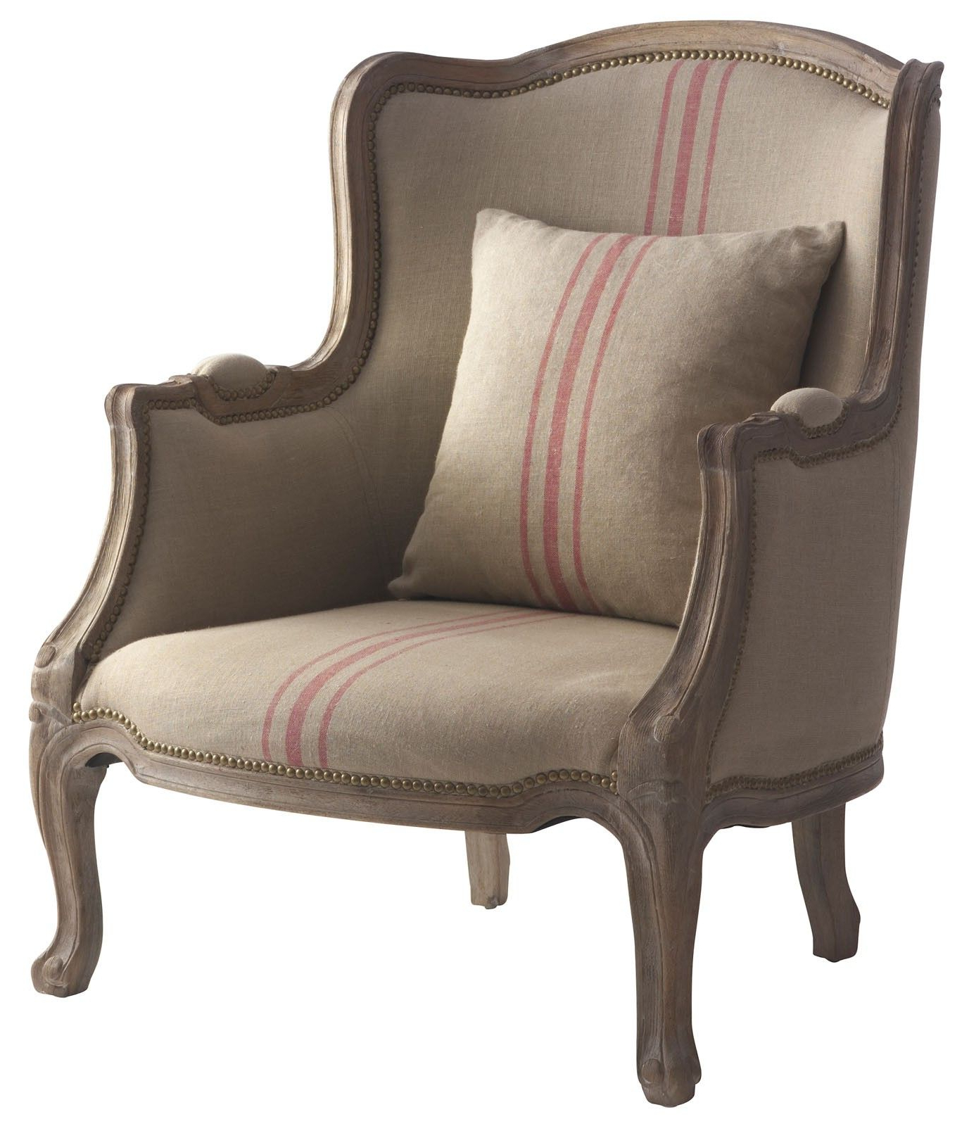Rustic French Country, French Country Linen Throughout Most Up To Date Ragsdale Armchairs (View 17 of 20)