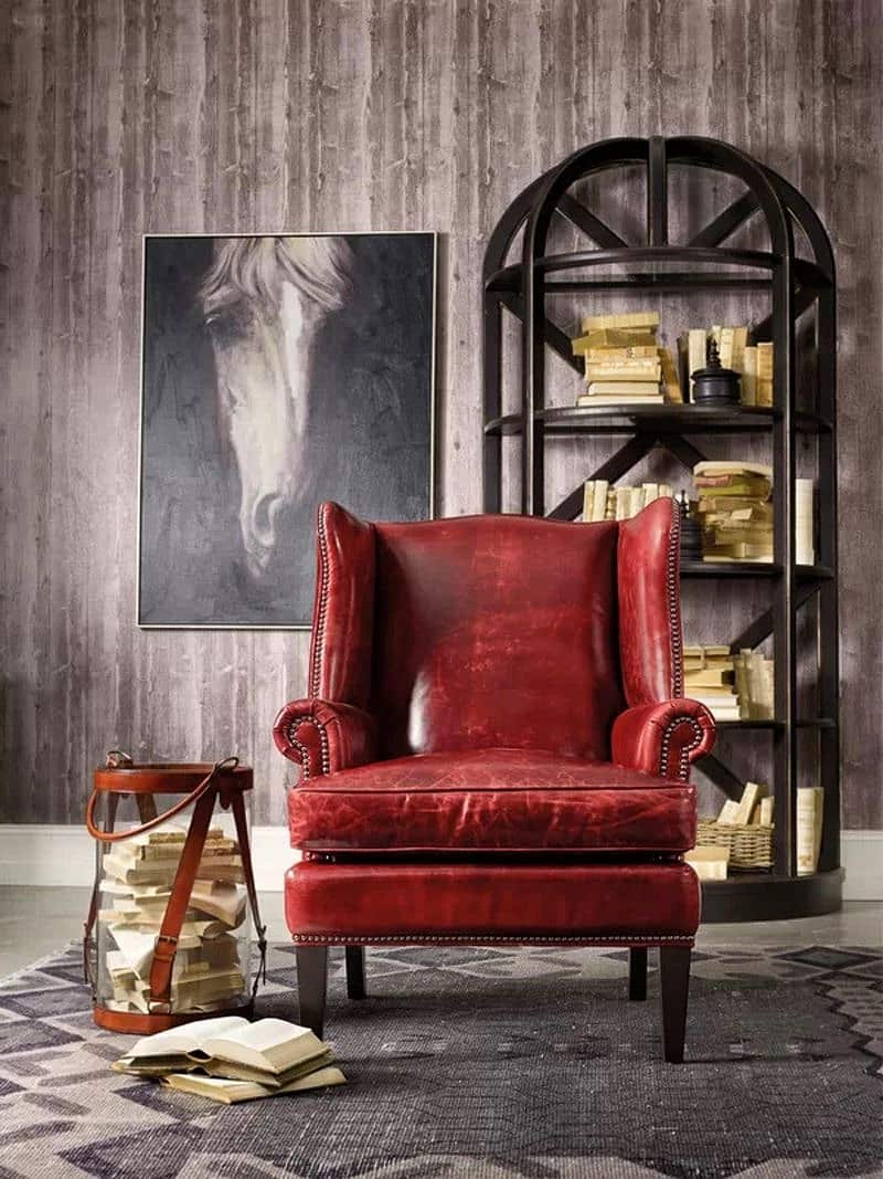 Saige Wingback Chairs Inside Recent 21 Top Wingback Chair List (View 17 of 20)