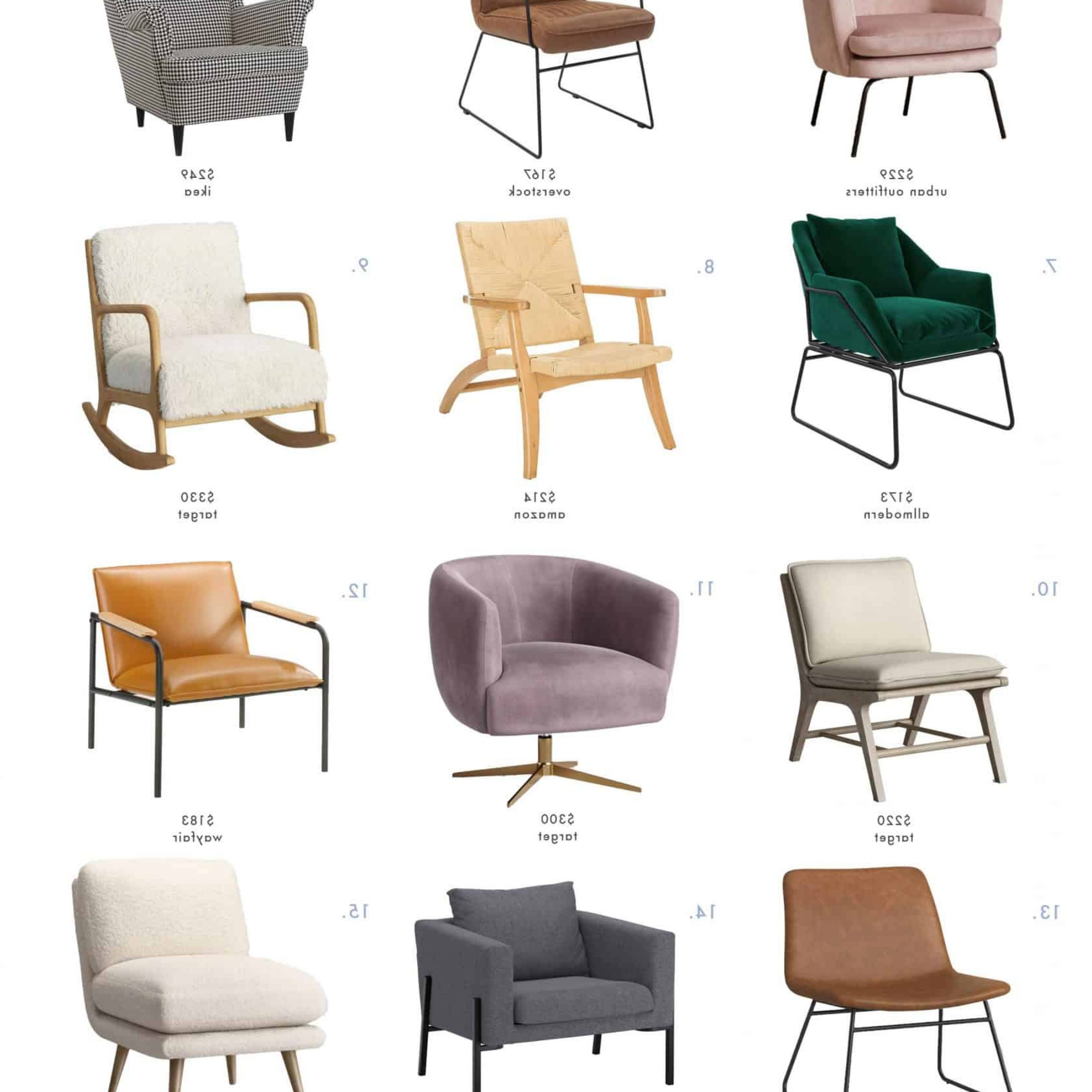 The Ultimate Budget Friendly Living Room Furniture Roundup In Popular Aalivia Slipper Chairs (View 7 of 20)