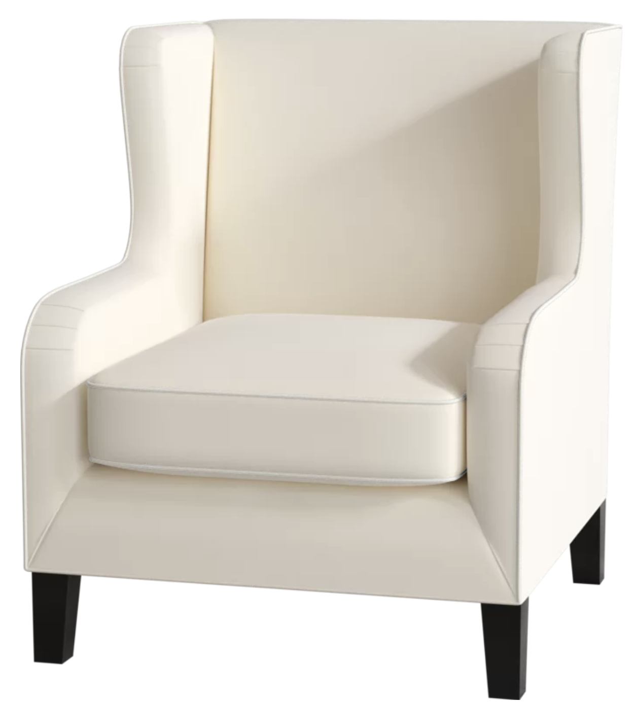 Top 7 Beige Wingback Chairs For Elegant Living Room – Cute Intended For Newest Andover Wingback Chairs (View 20 of 20)