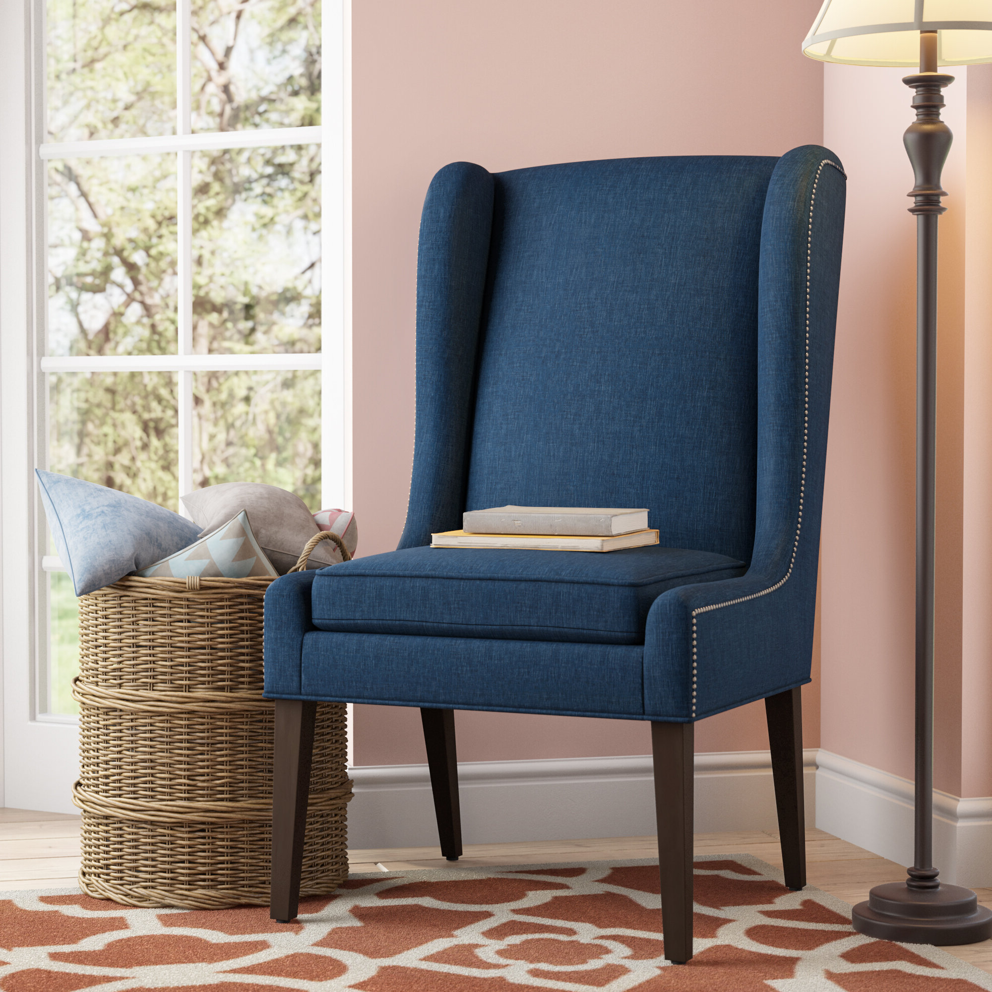 Featured Photo of Andover Wingback Chairs