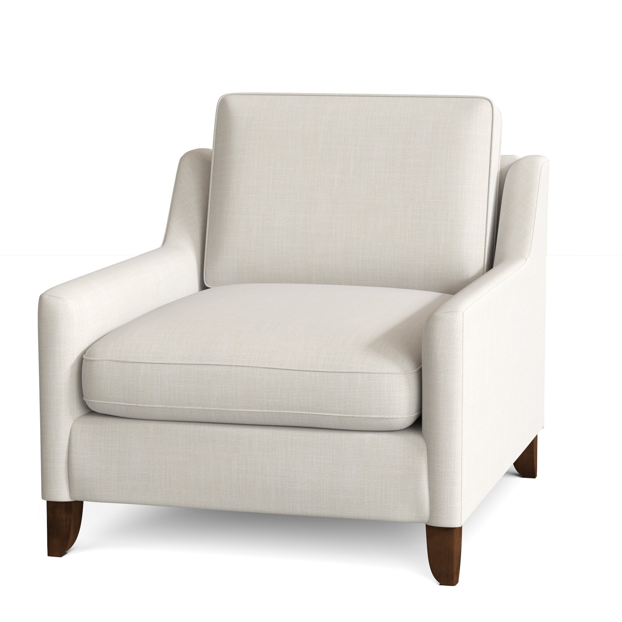 Trendy Arm Microfiber Accent Chairs You'll Love In (View 3 of 20)