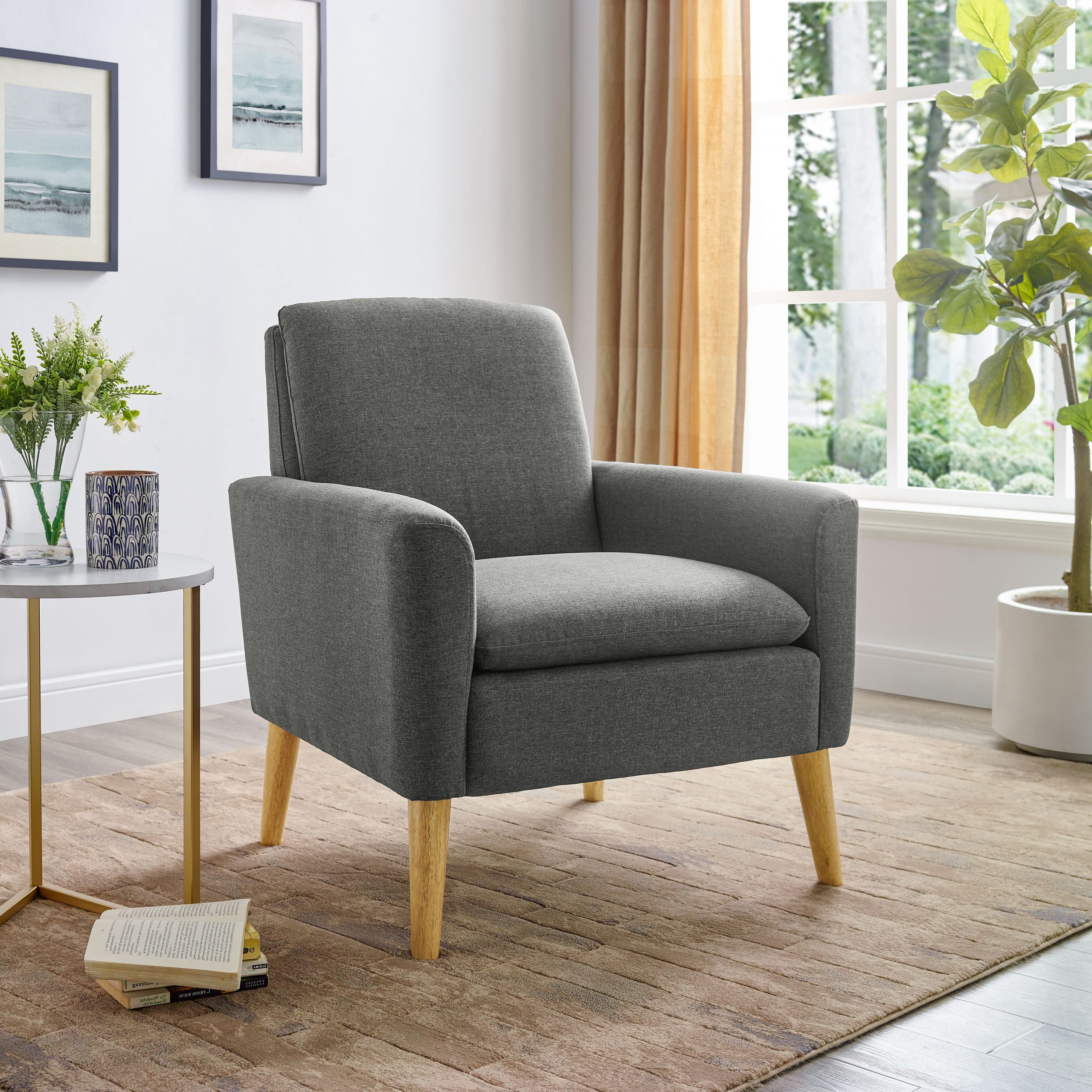 Trendy Harmoni Armchairs In Abordale Arm Chair (View 16 of 20)