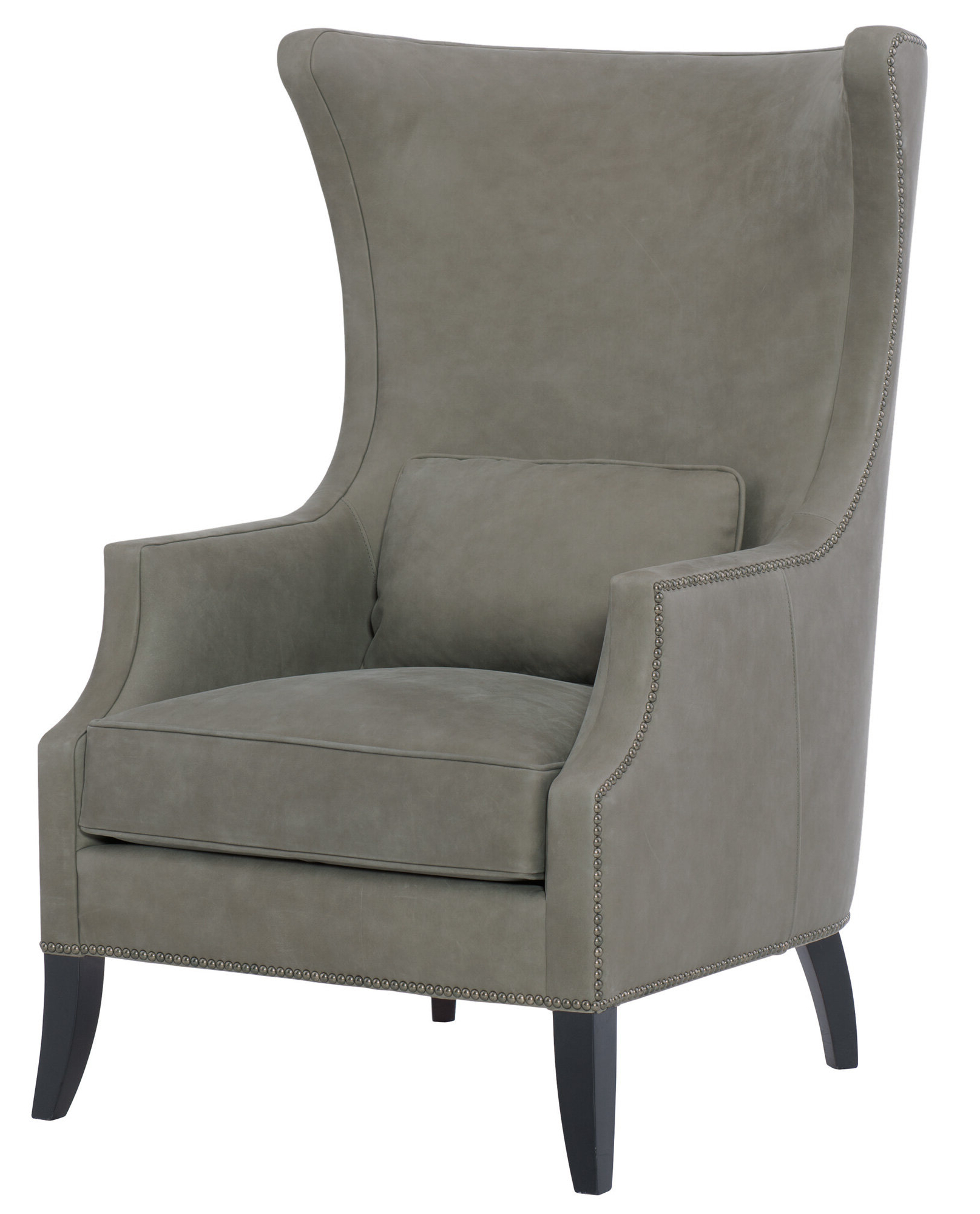 Trendy Leather Wingback Accent Chairs You'll Love In (View 4 of 20)