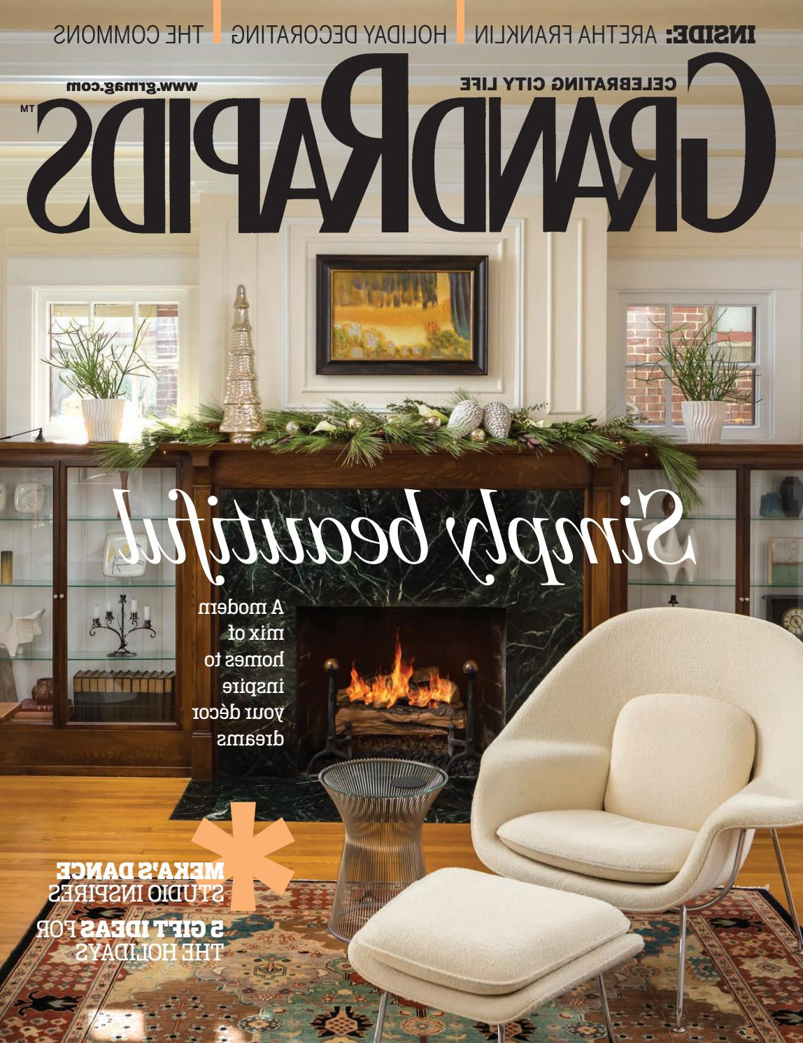 Trendy Riverside Drive Barrel Chair And Ottoman Sets With Regard To Grand Rapids Magazine – December 2019grand Rapids (View 20 of 20)