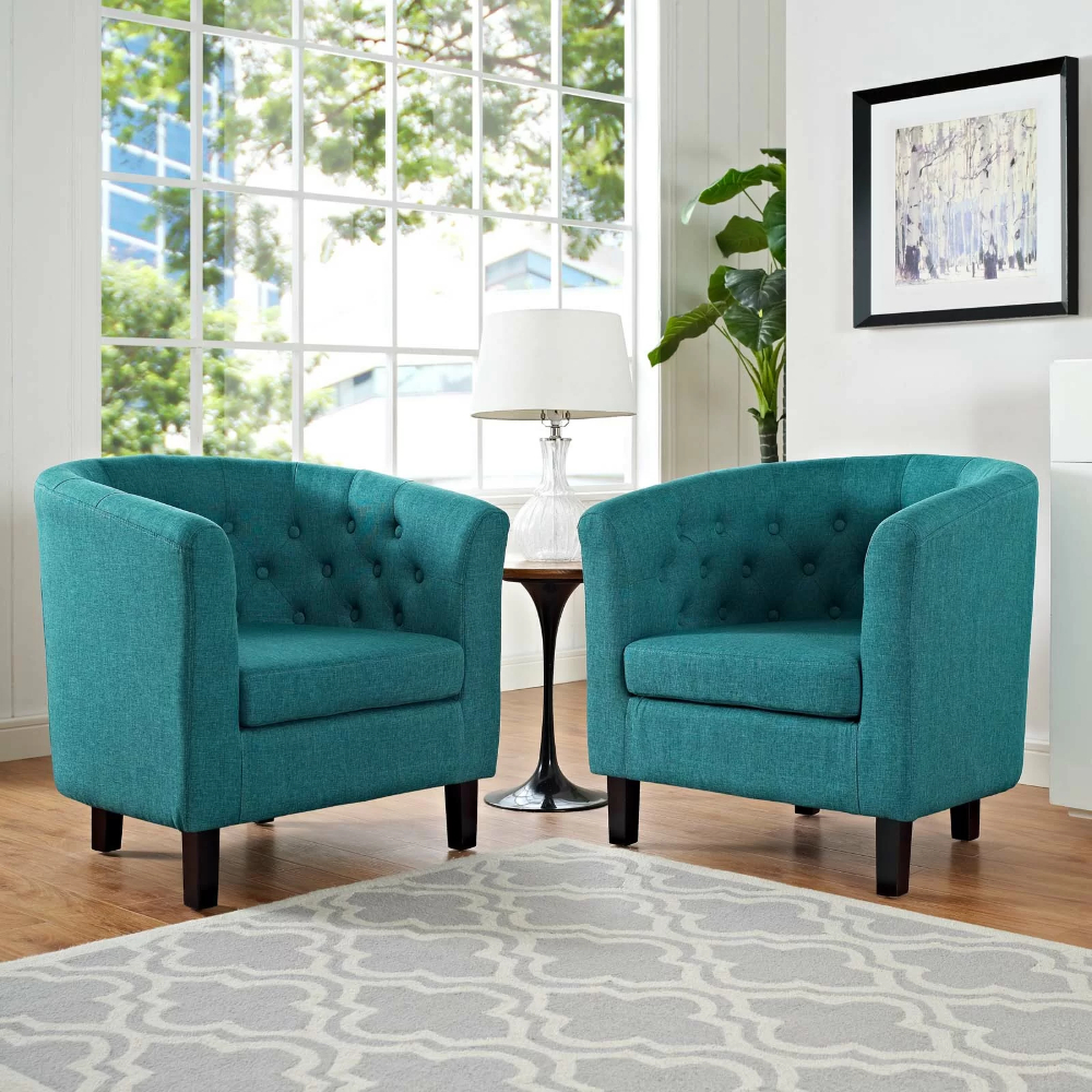 Upholstered Fabric, Living Room Sets (View 3 of 20)