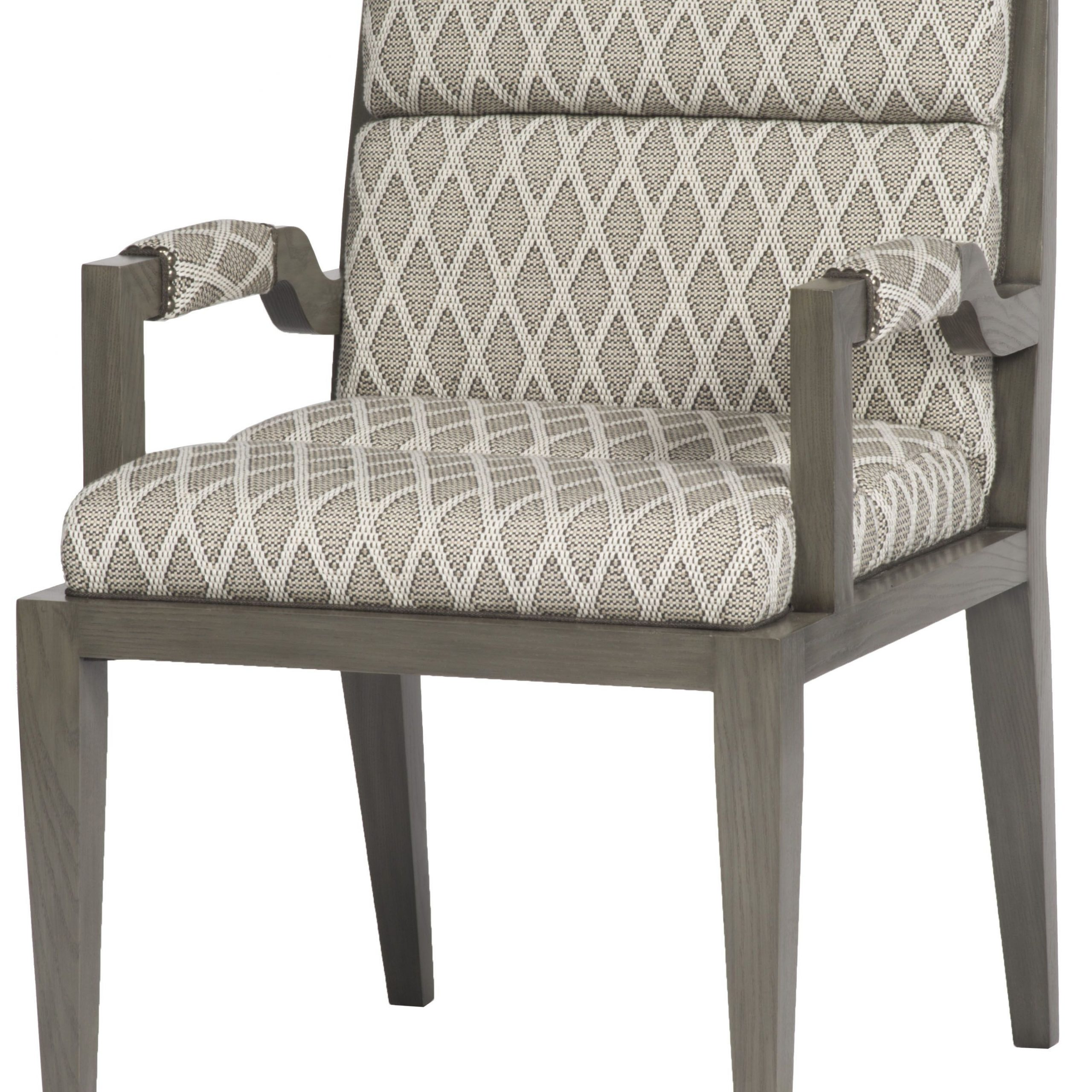 Vanguard Furniture For Most Recent Armory Fabric Armchairs (View 3 of 20)